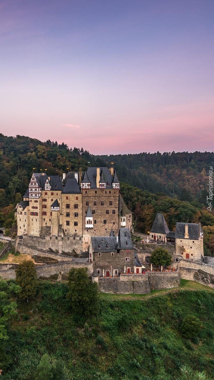 Zamek Eltz w gminie Wierschem