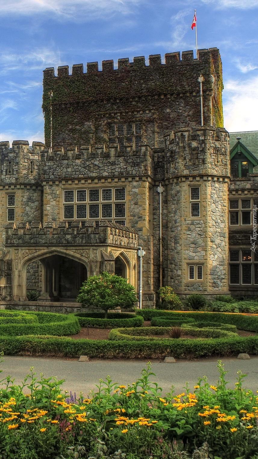 Zamek Hatley w Kanadzie