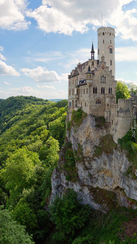 Zamek Lichtenstein Castle