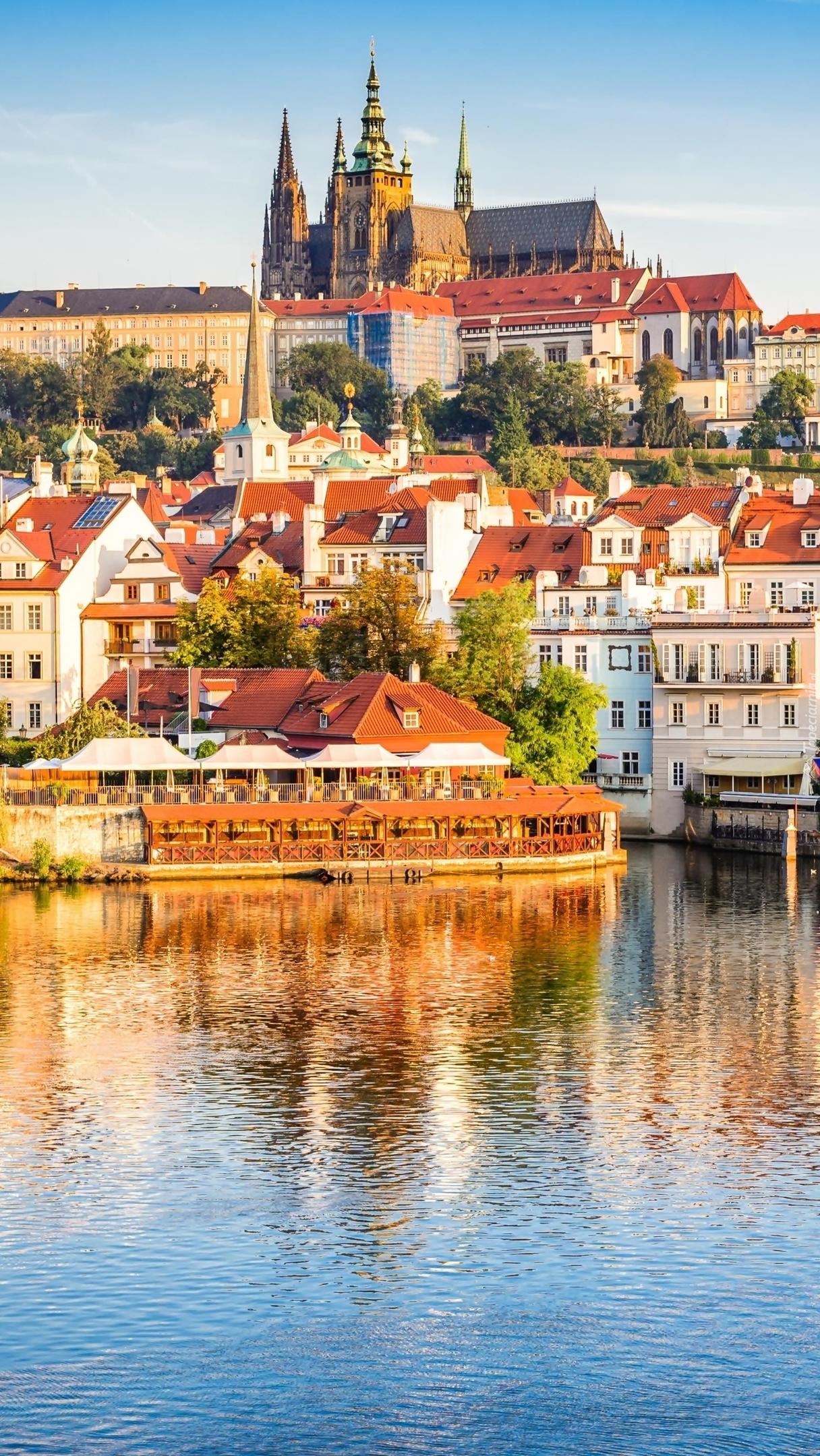 Zamek na Hradczanach w Pradze