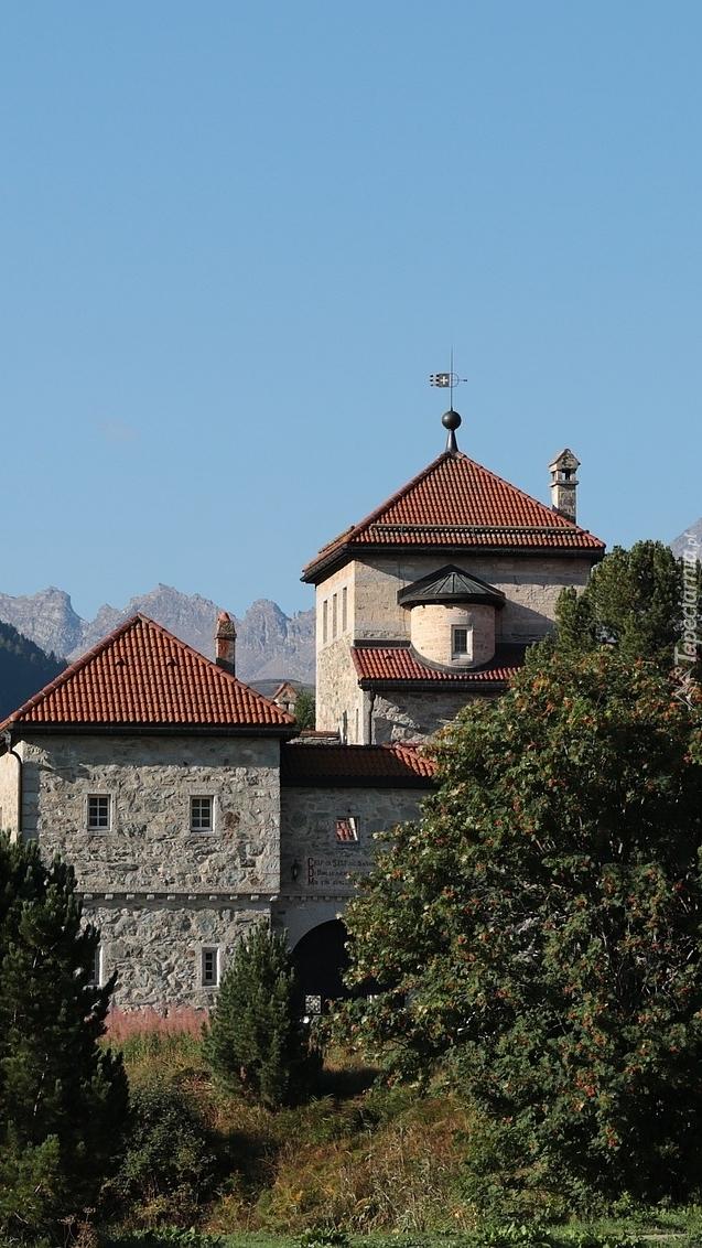 Zamek Schloss Crap da Sass