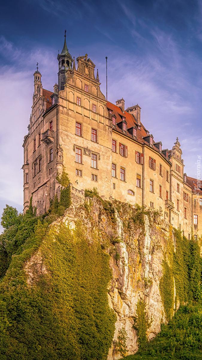 Zamek Sigmaringen w Niemczech