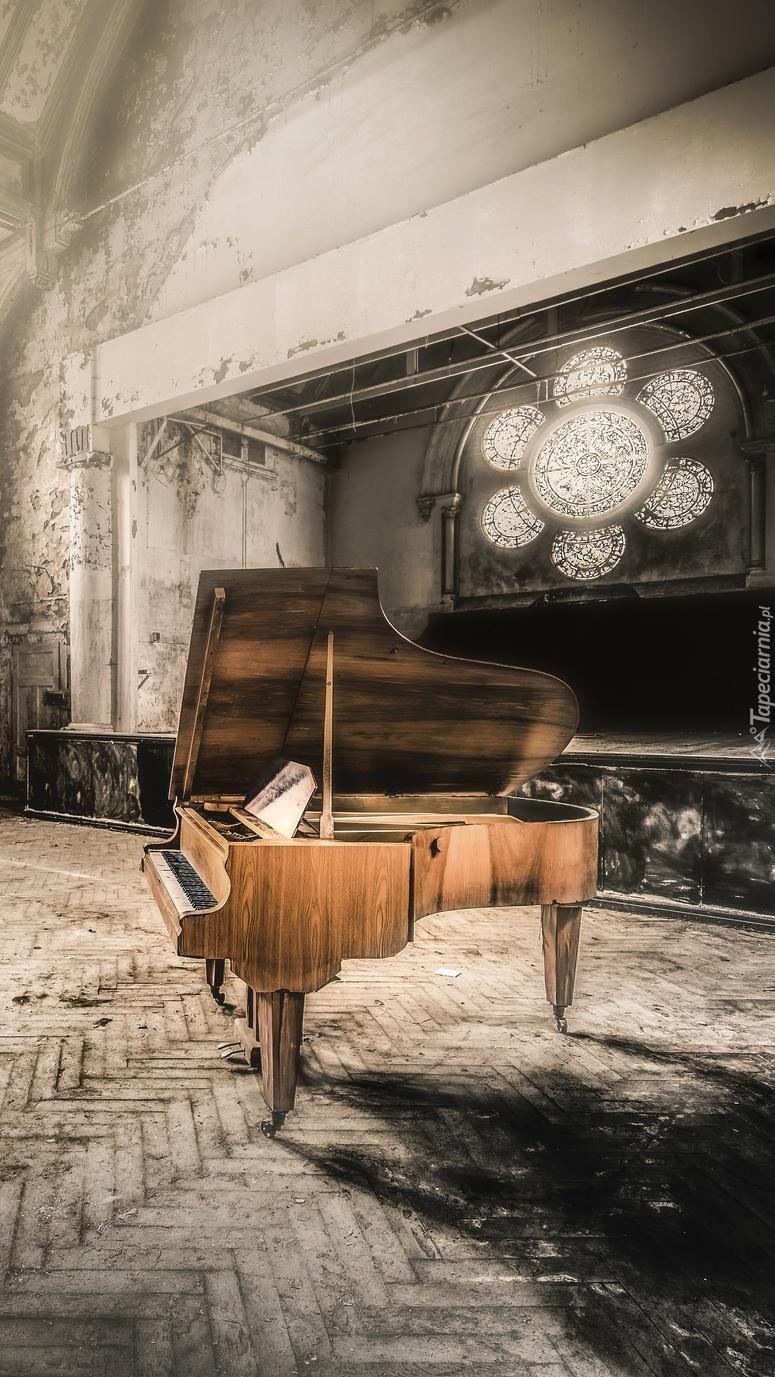 Zapomniany fortepian