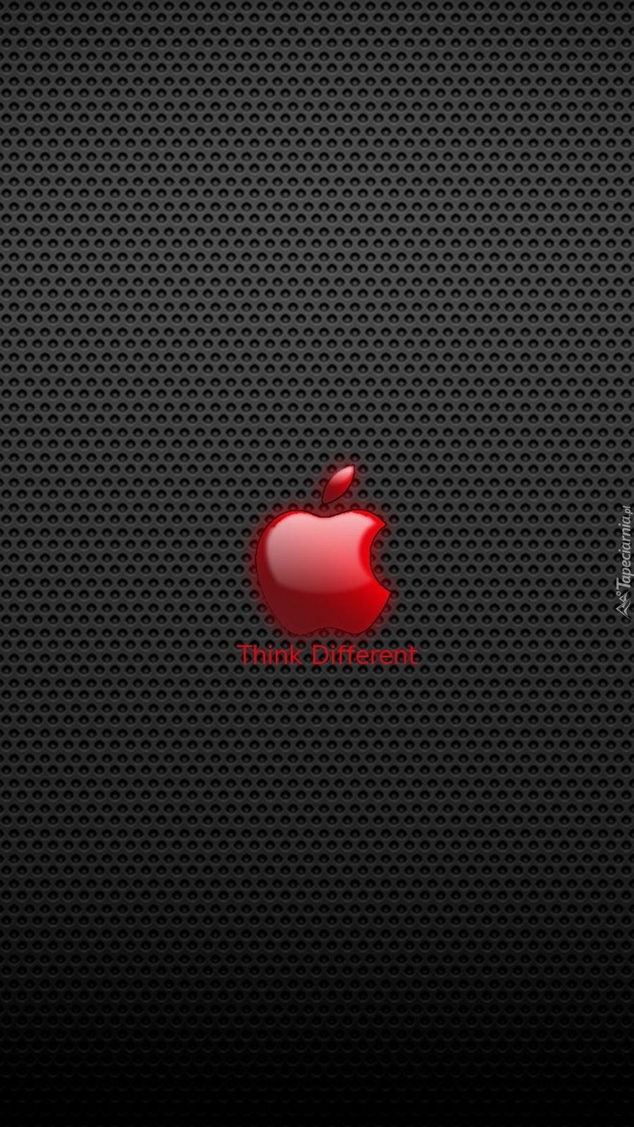 Zarumienione Apple