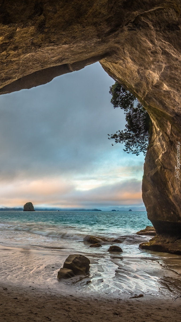 Zatoka Cathedral Cove