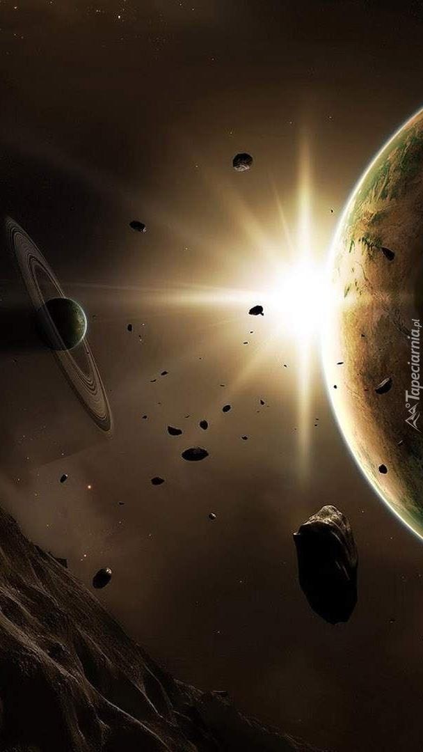 Zderzenie w kosmosie