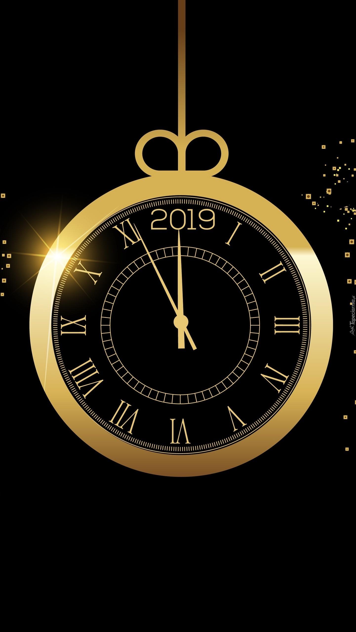Zegar noworoczny