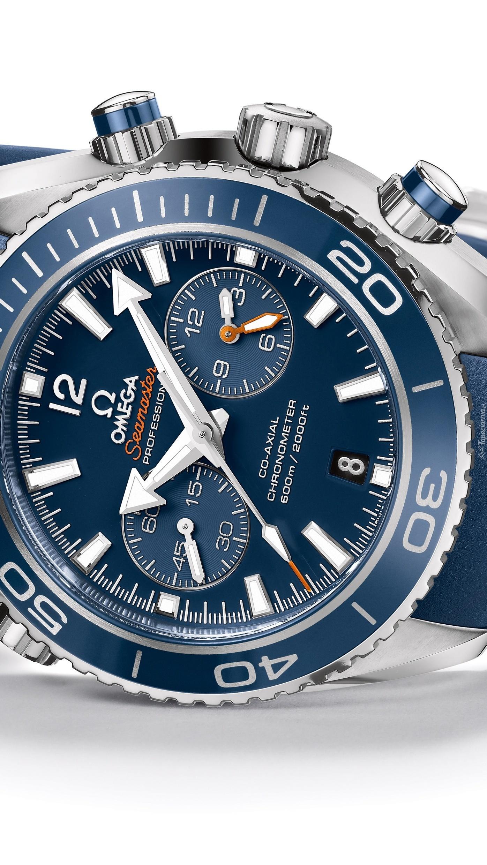 Zegarek na rękę marki Omega