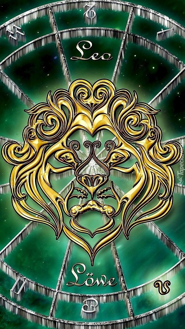 Znak zodiaku - Lew