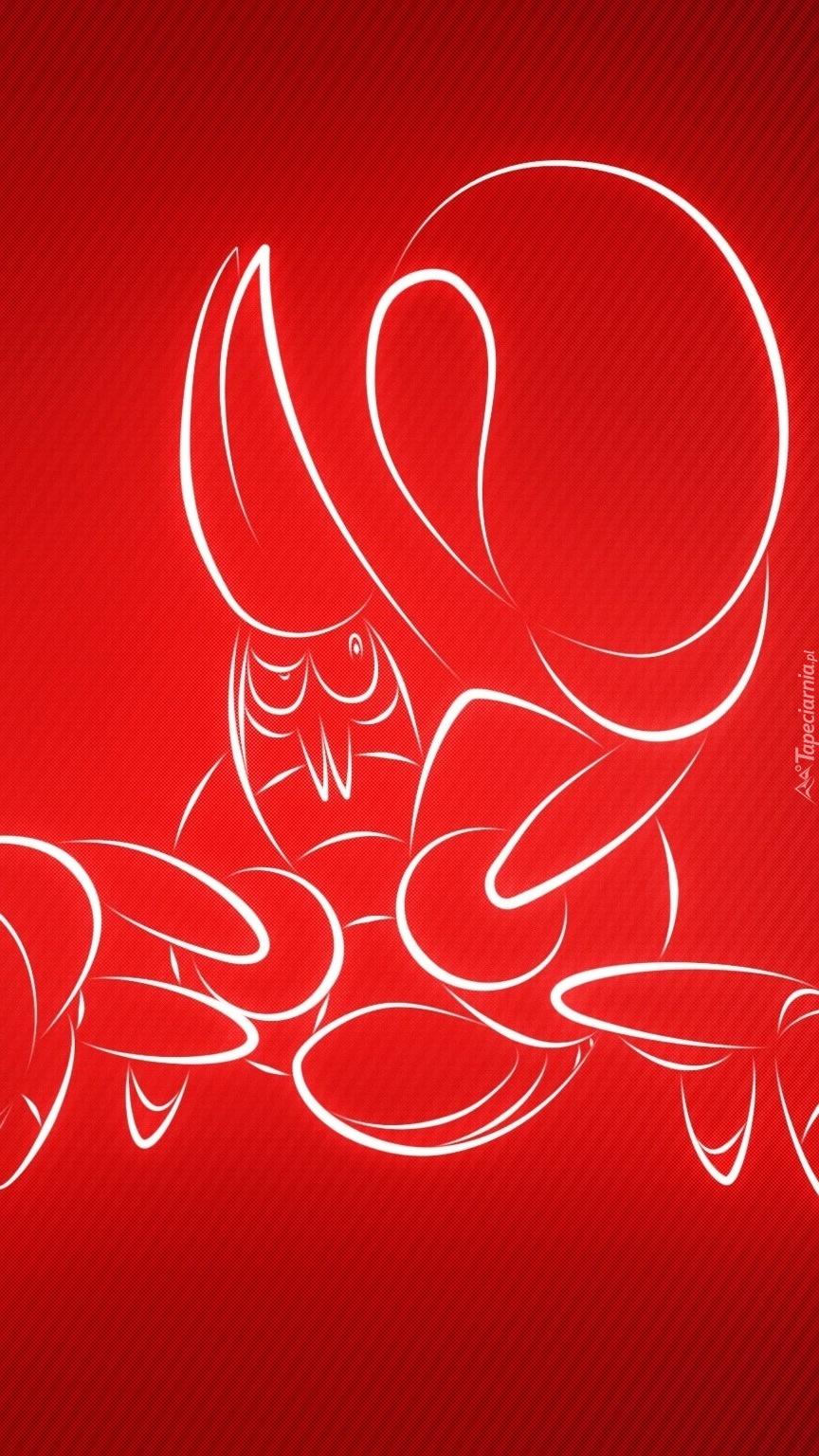 Znak zodiaku Rak w grafice 2D