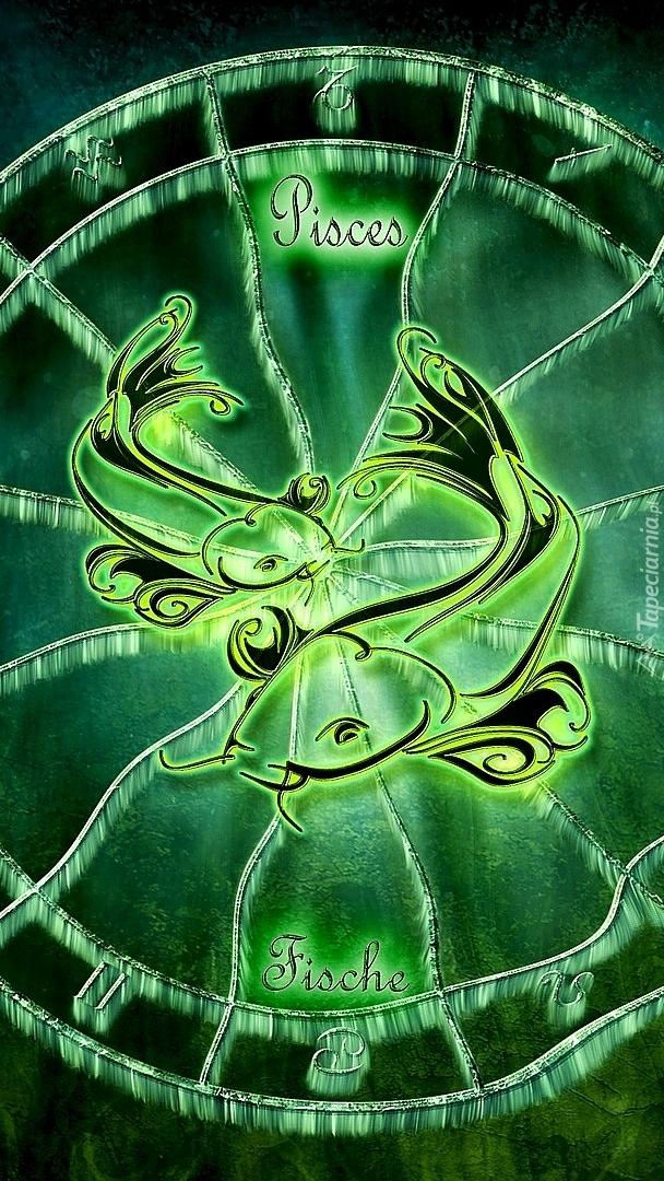 znak zodiaku -Ryby