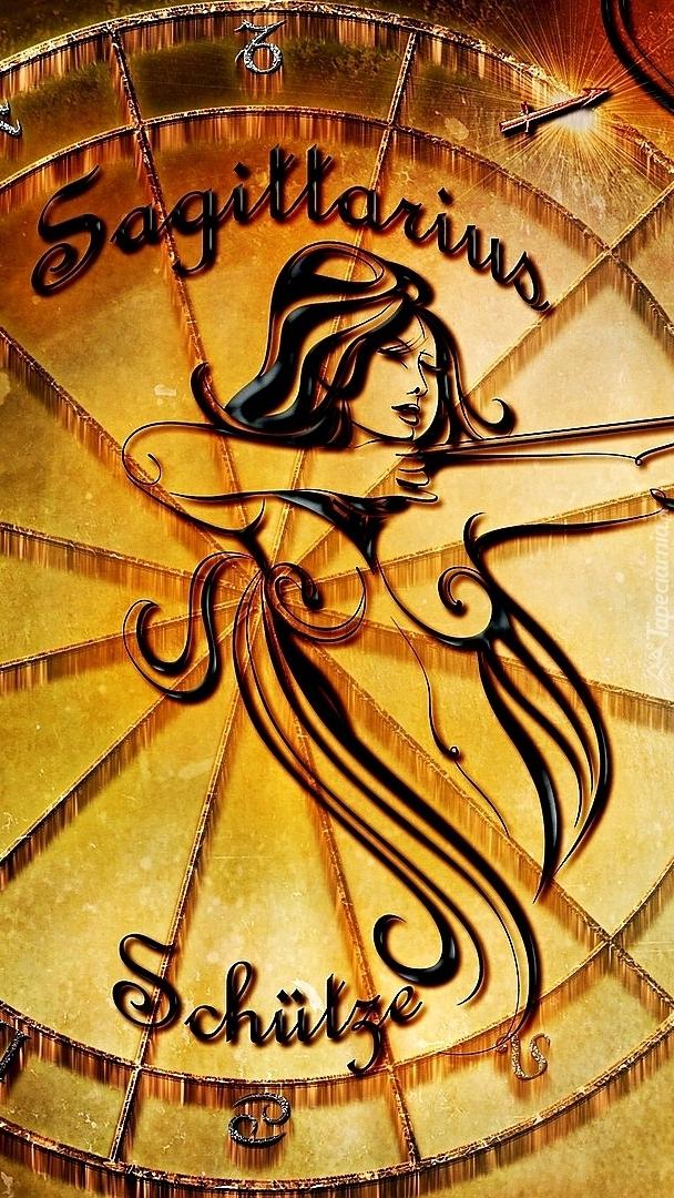 Znak zodiaku - Strzelec