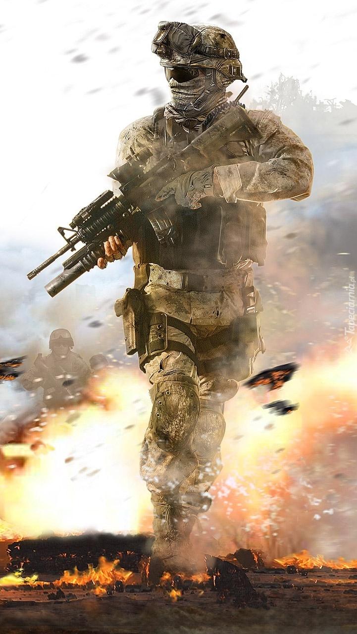 Żołnierz piechoty amerykańskiej