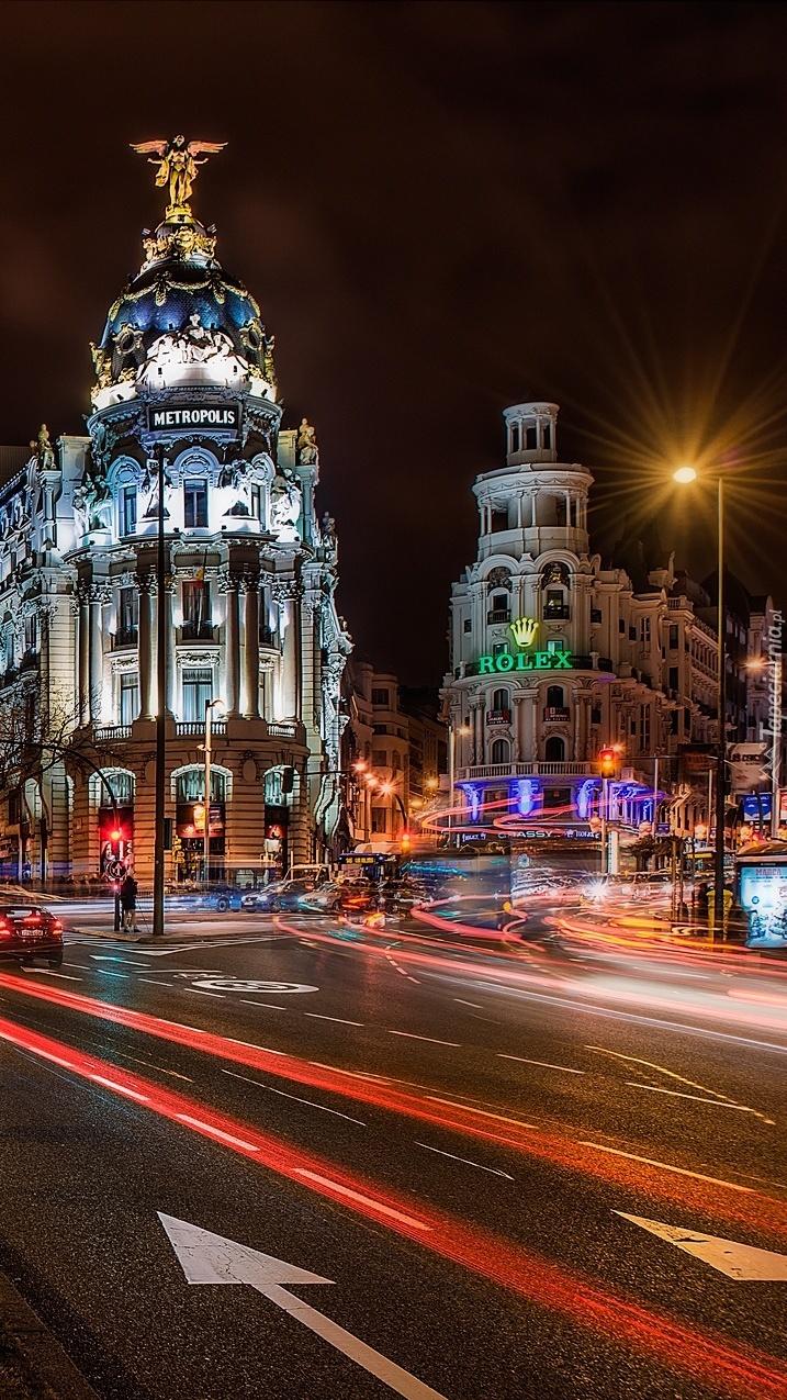 Zycie w Madrycie