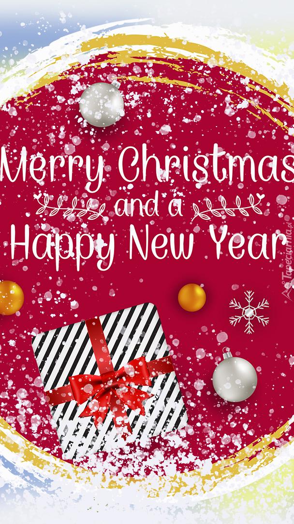 Życzenia świąteczno-noworoczne w grafice