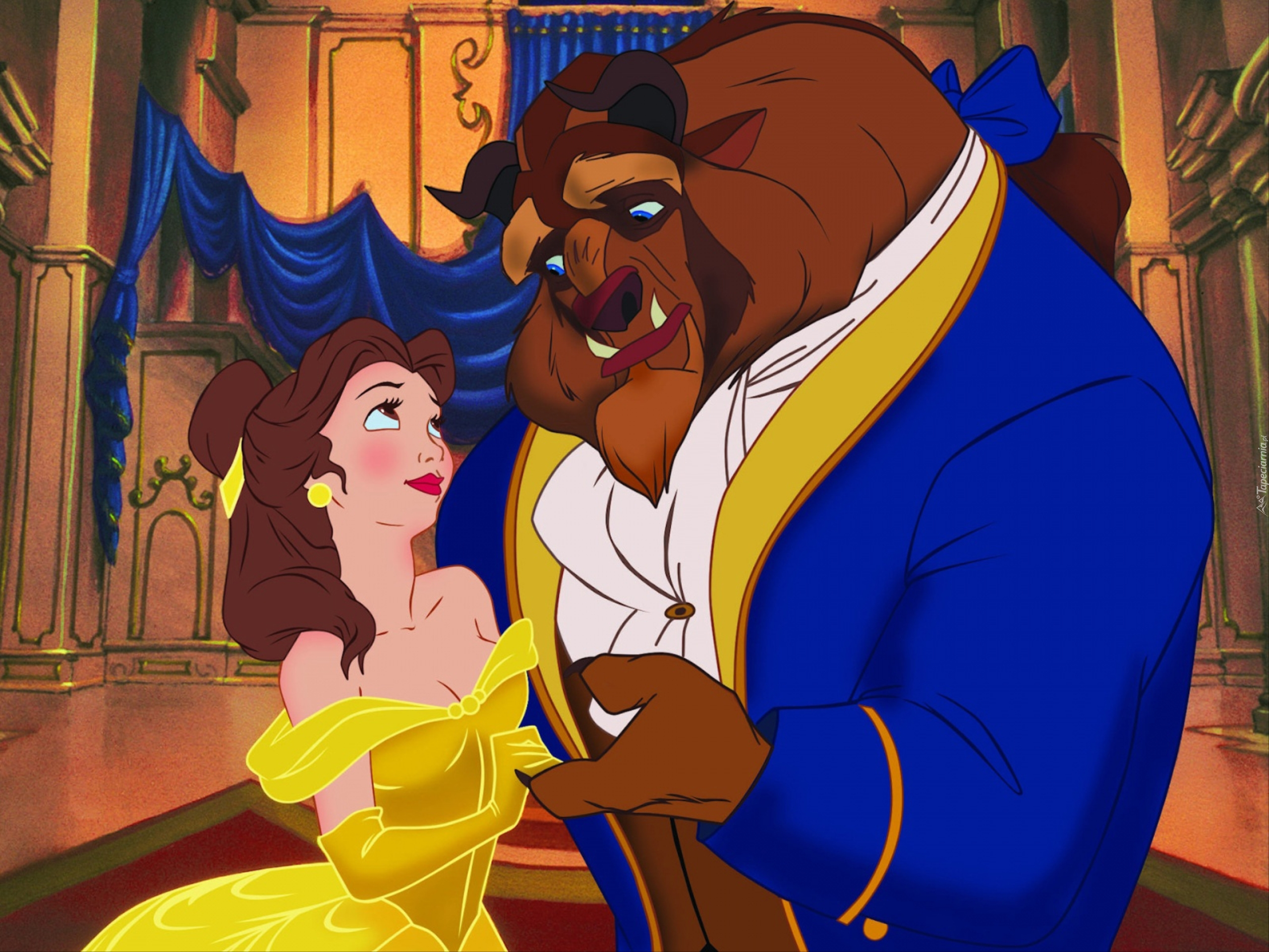 Piękna i Bestia, Beauty and the Beast