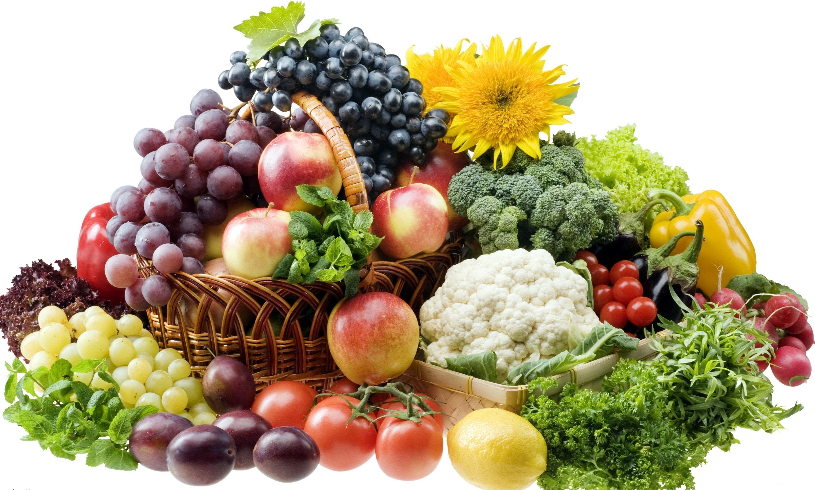 Znalezione obrazy dla zapytania owoce i warzywa witaminy