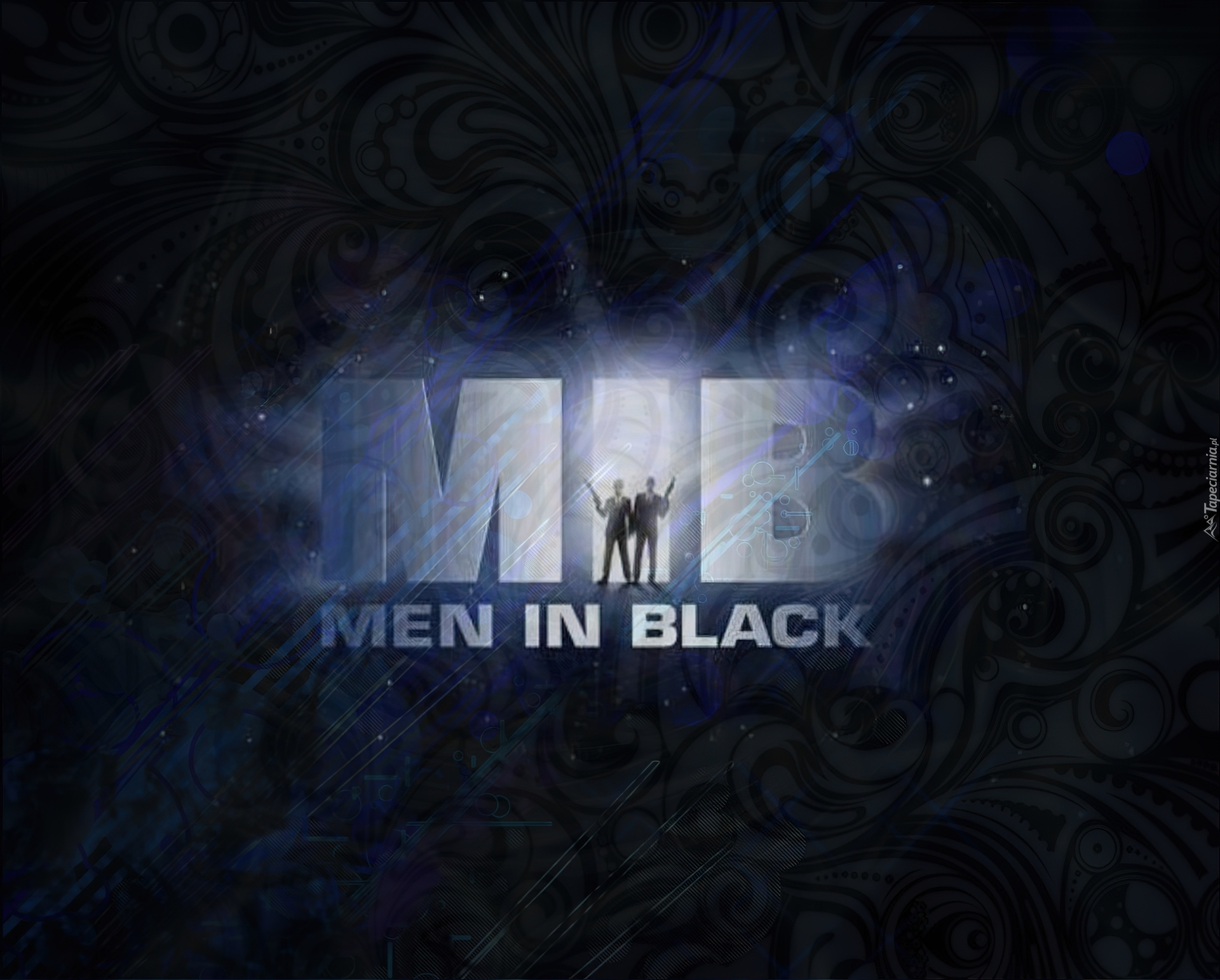 Men in Black, Logo, Film