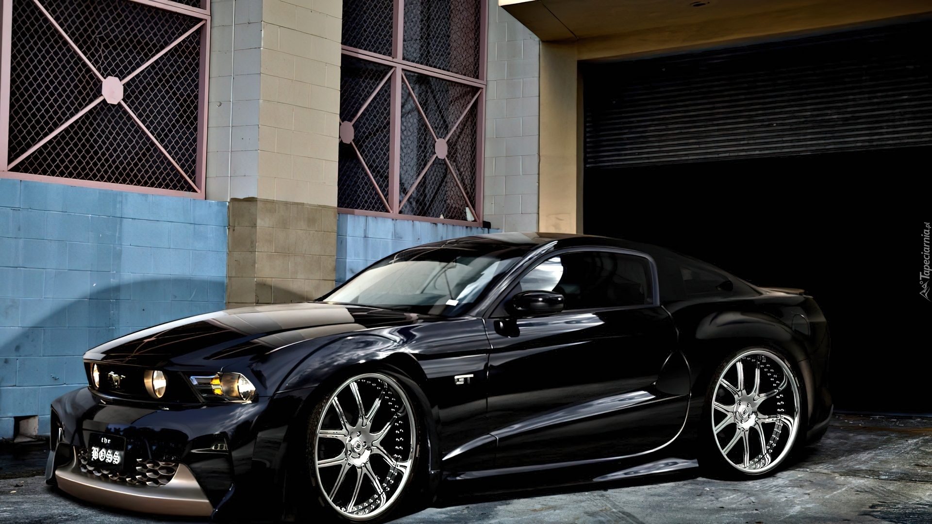 ford mustang tuning. Black Bedroom Furniture Sets. Home Design Ideas