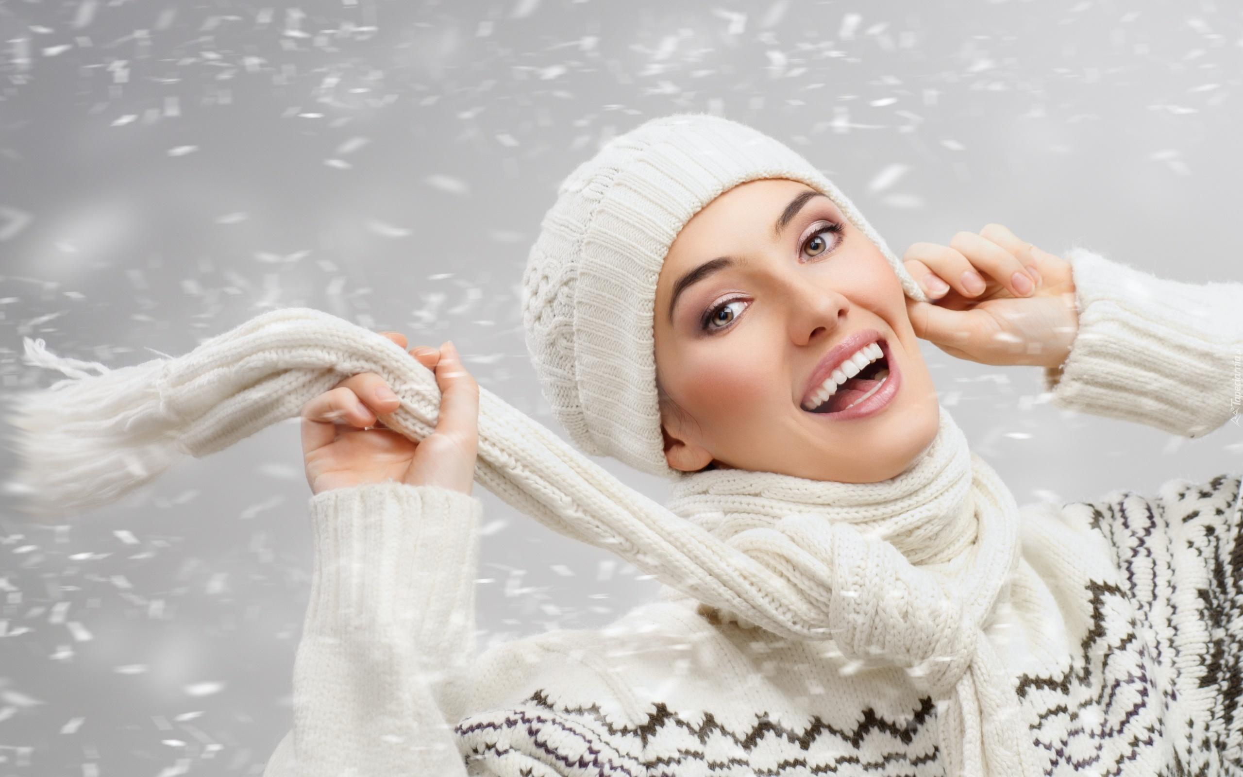 Утро, картинки счастливых людей зимой
