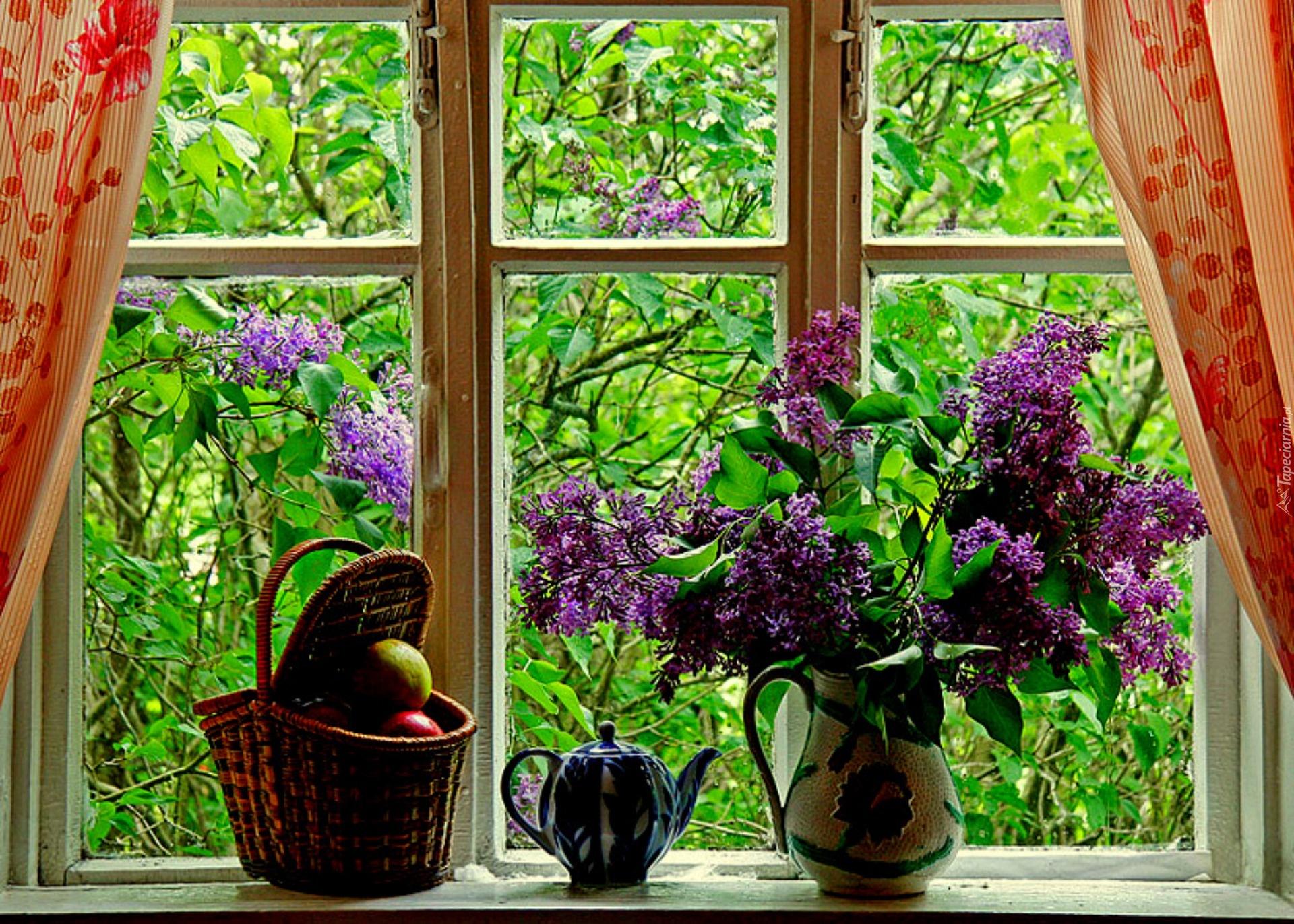 весна за окном без смс