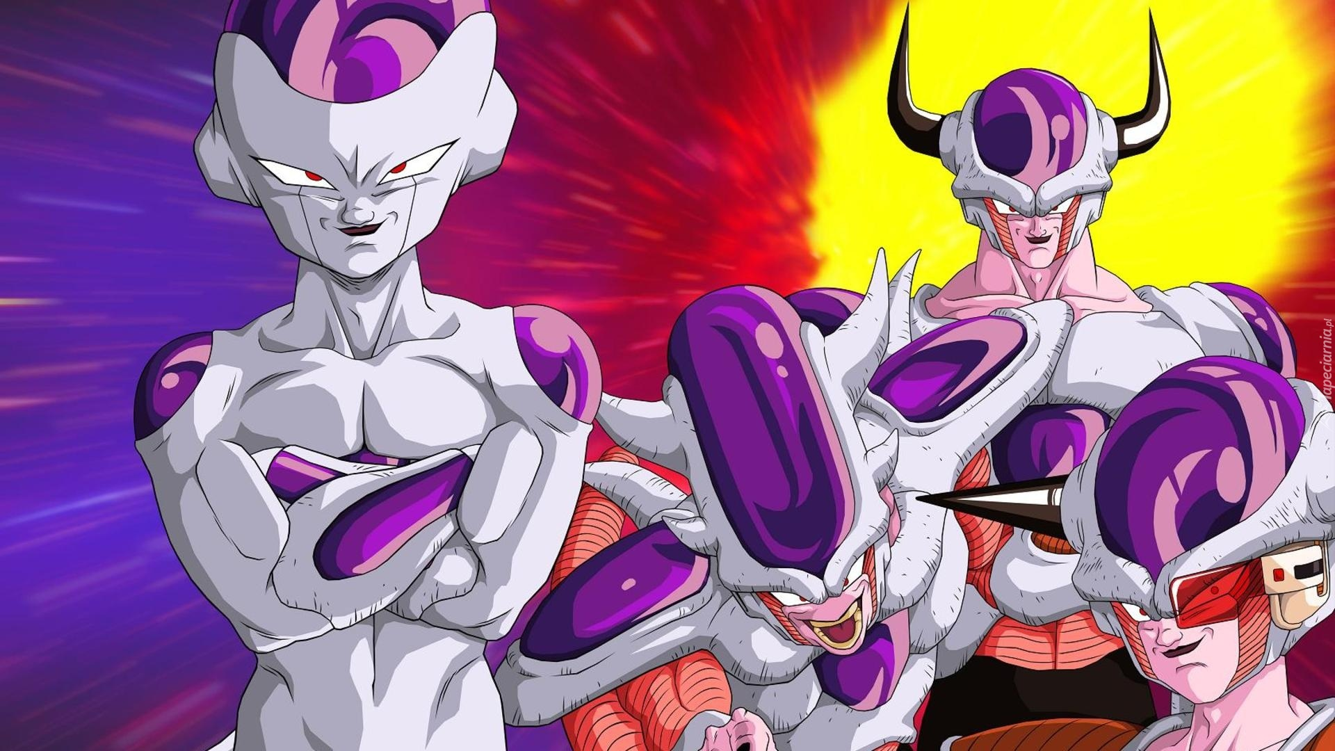 Dragon Ball Z, Freezer, Anime