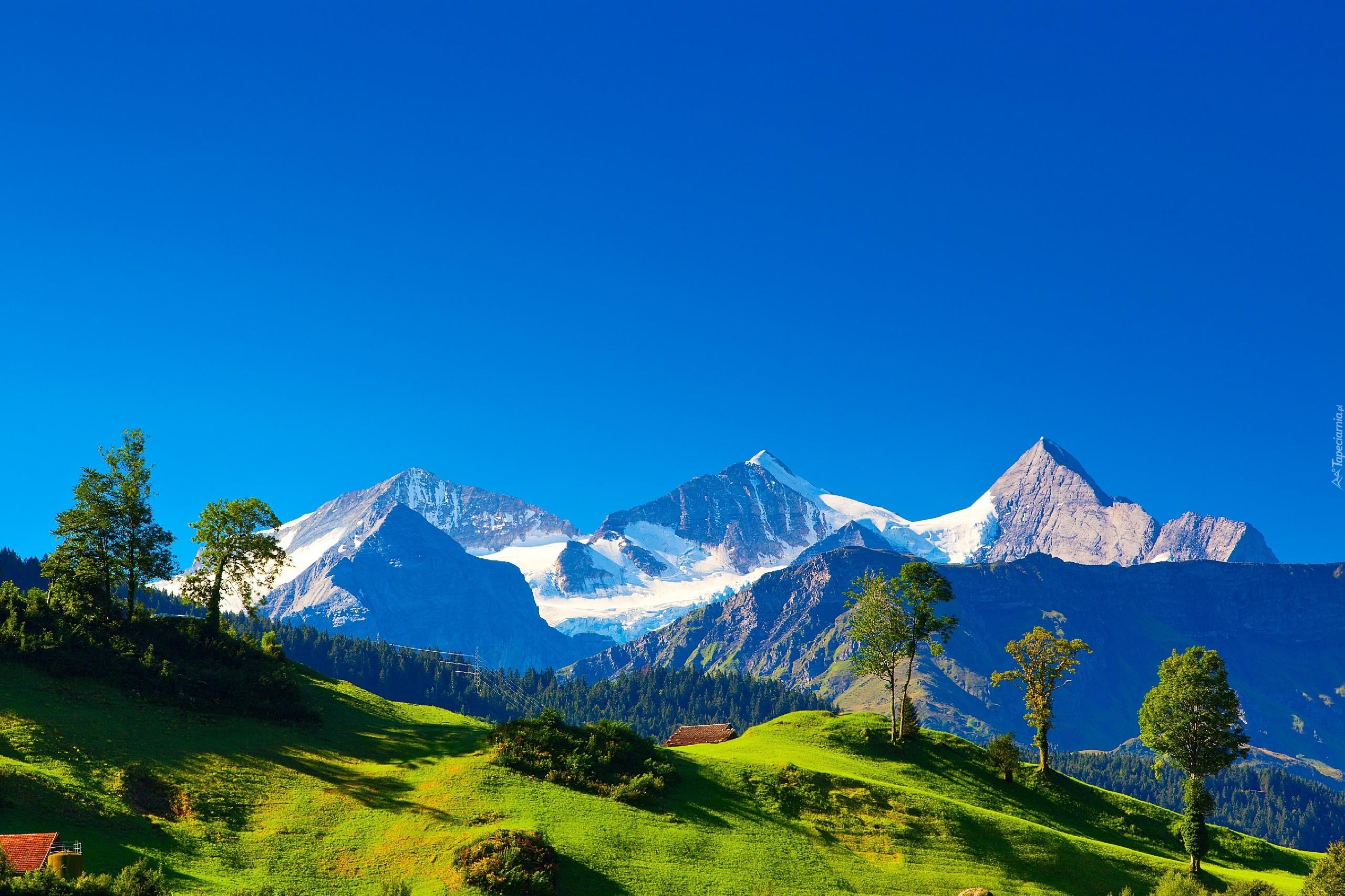g 243 ry alpy szwajcaria krajobraz
