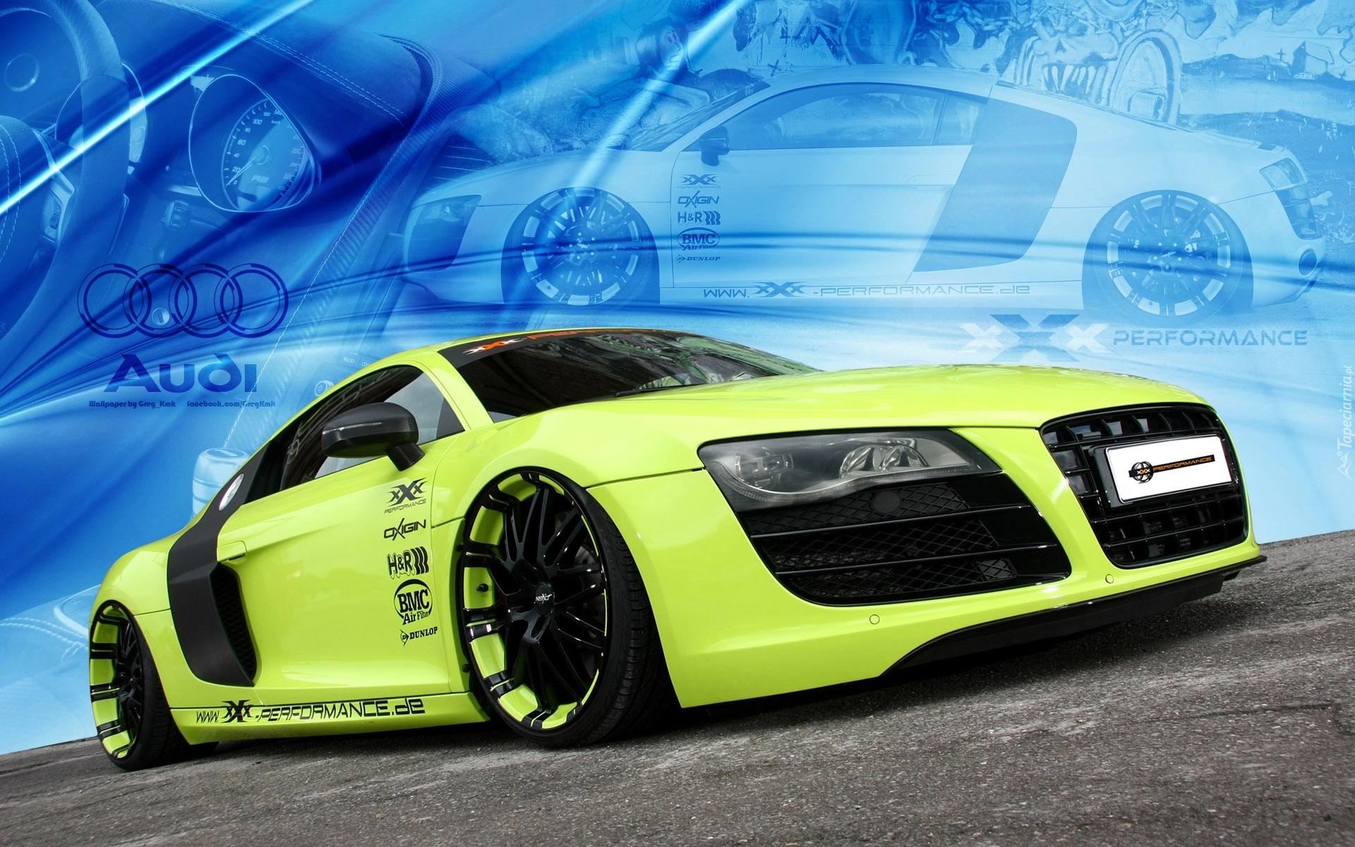 Audi R8 Xxx Performance Tuning