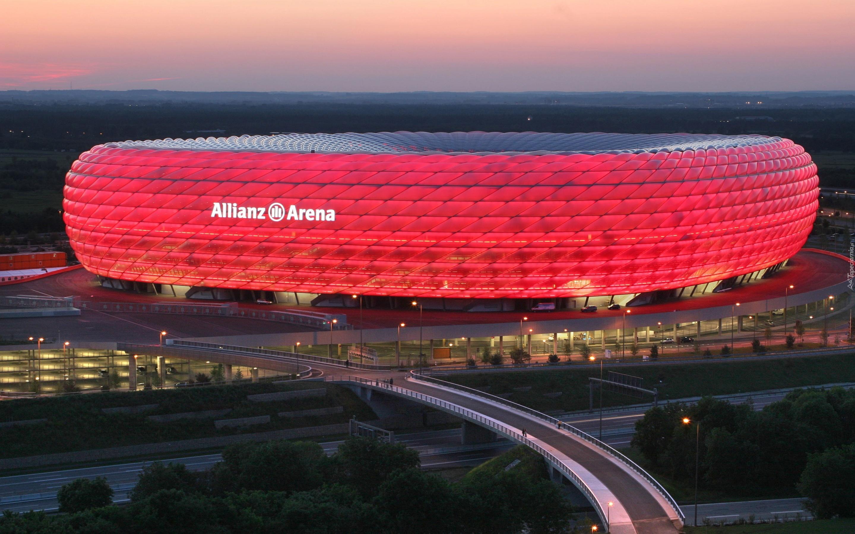 Stadion, Allianz Arena, Monachium