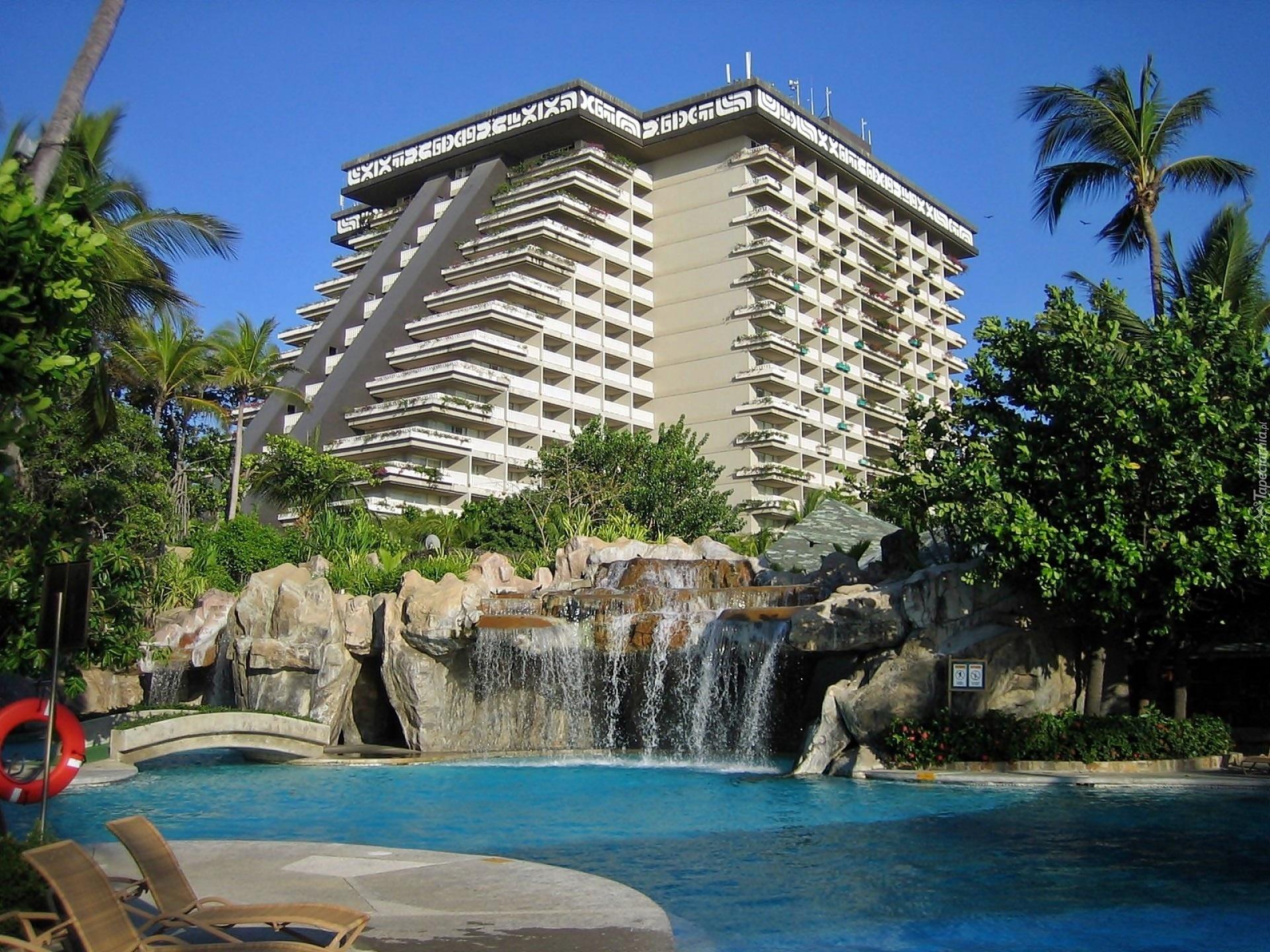 Hoteles En Acapulco  Estrellas