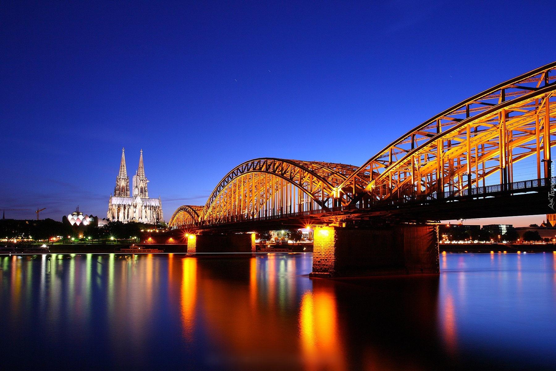 Most rzeka kolonia niemcy for Foto spettacolari per desktop
