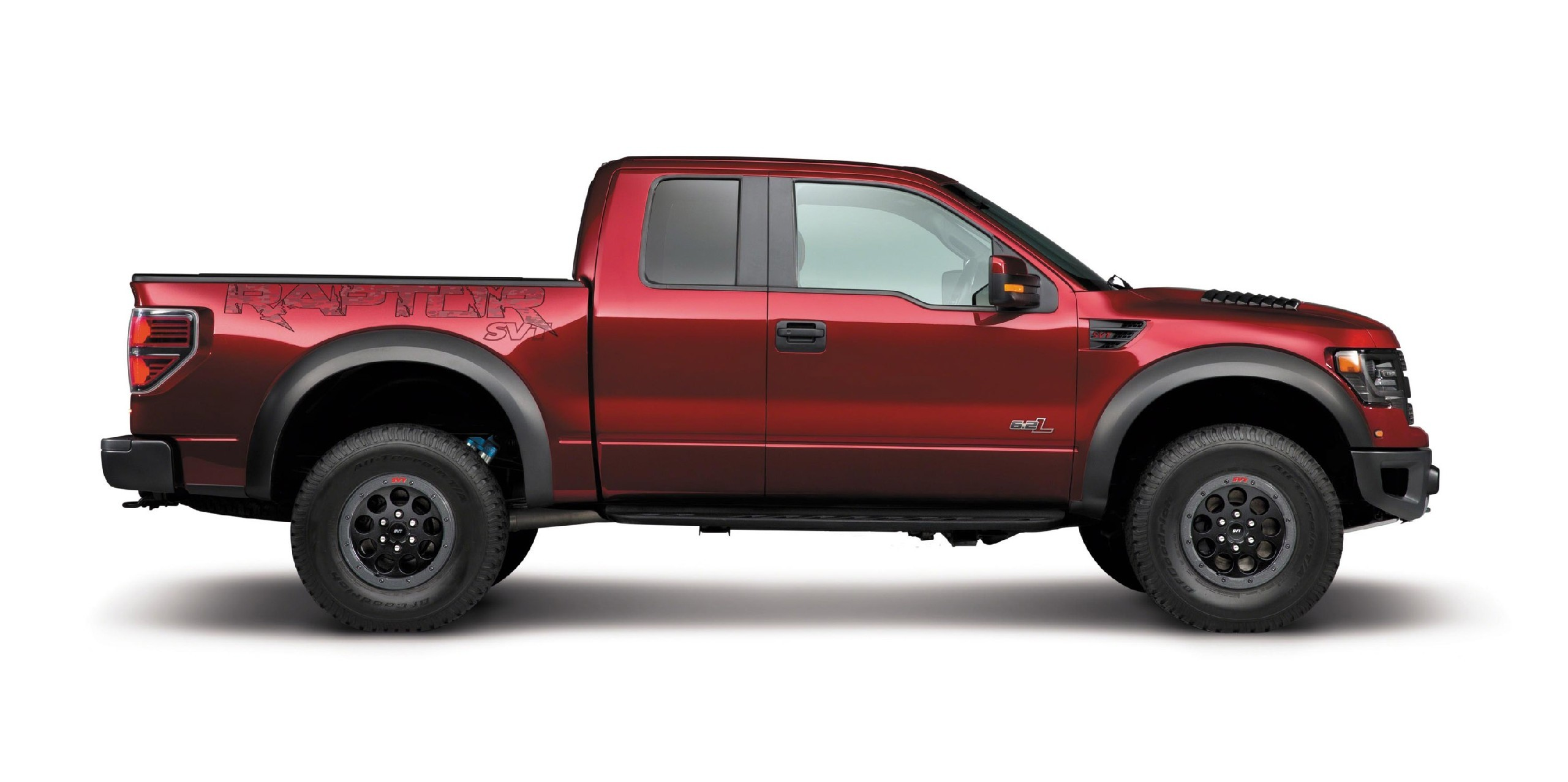Ford F-150, SVT Raptor