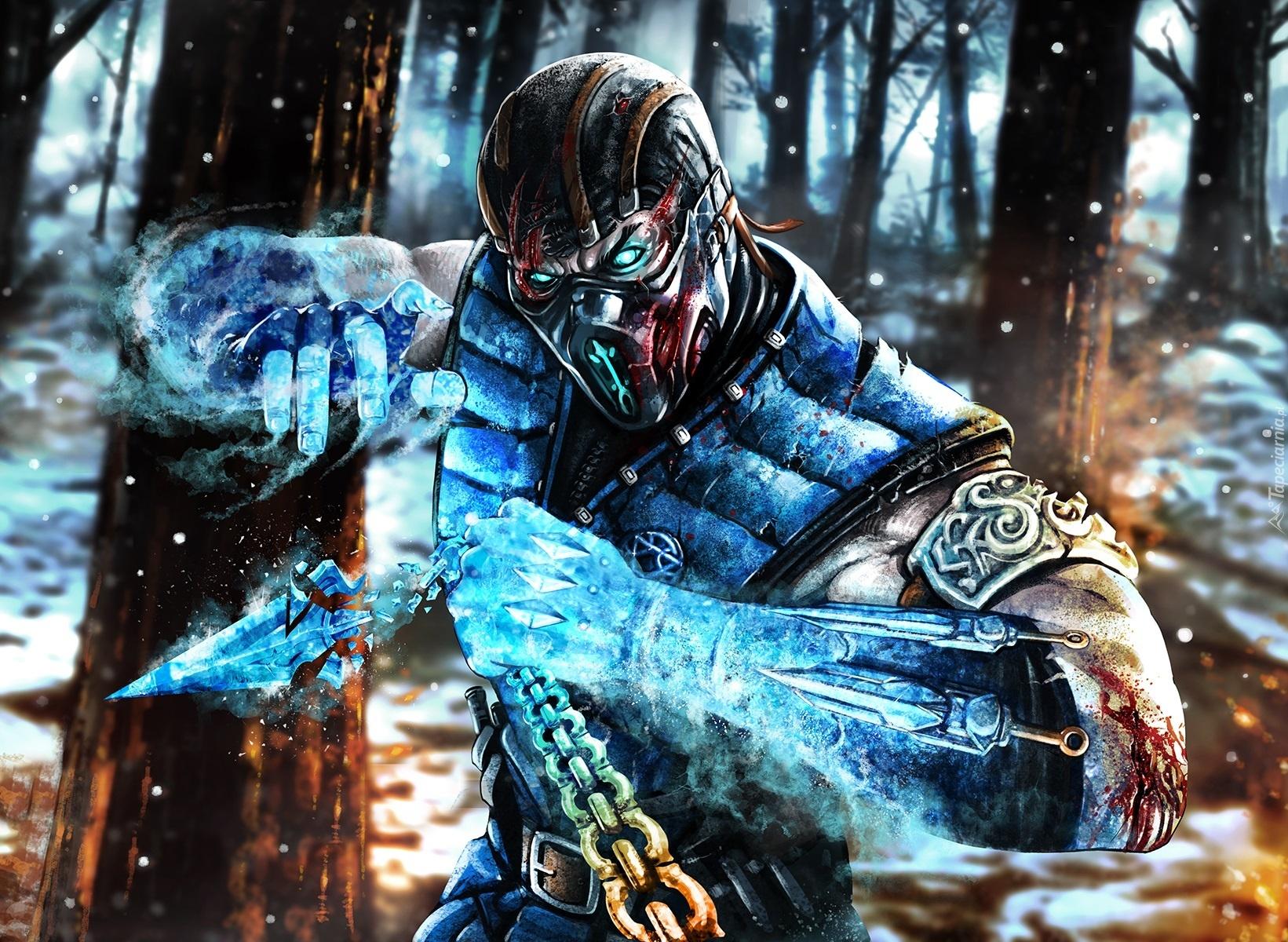 Mortal Kombat X Wallpaper, HD Games 4K Wallpapers, Images