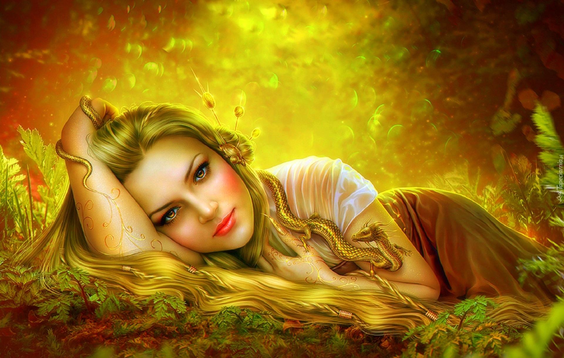 Картинки с добрым утром сказочные волшебные анимация, открытка для