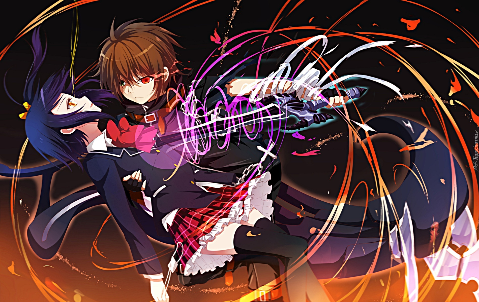 Guilty Crown, anime