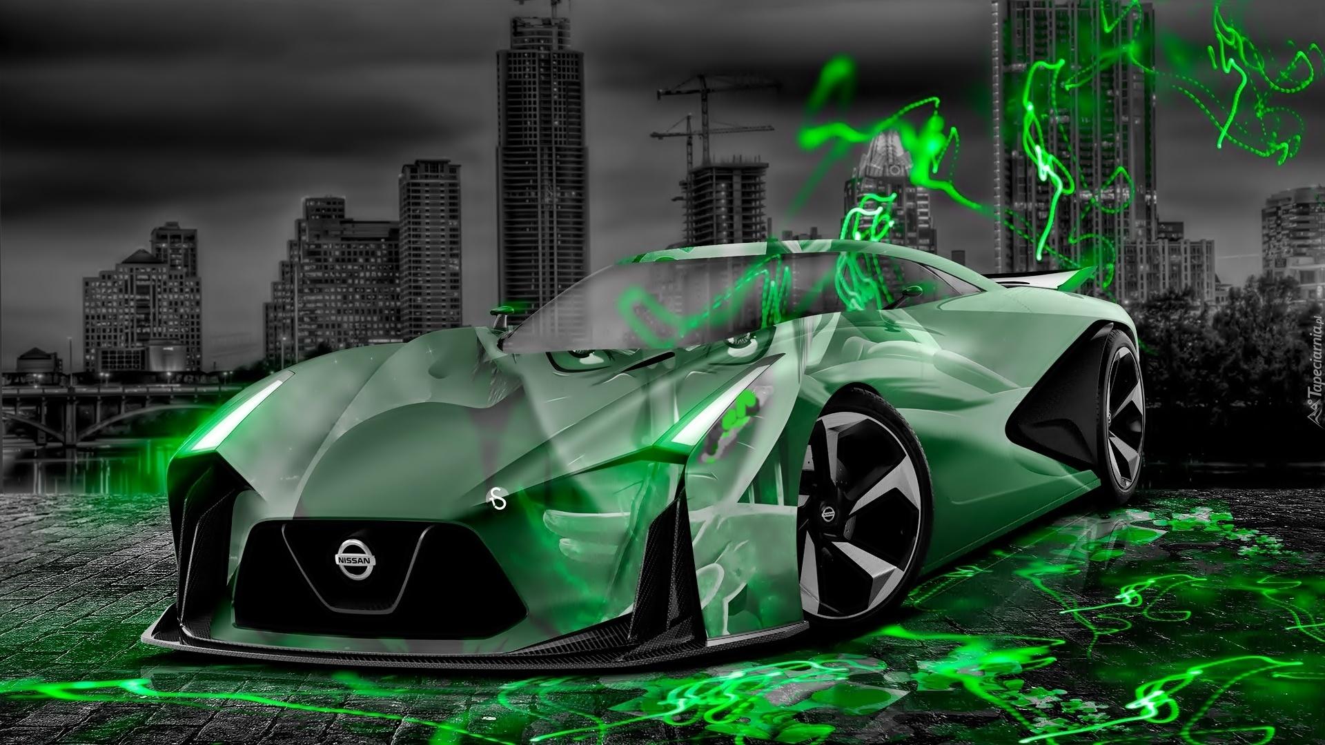 Nissan салатовый анонимно