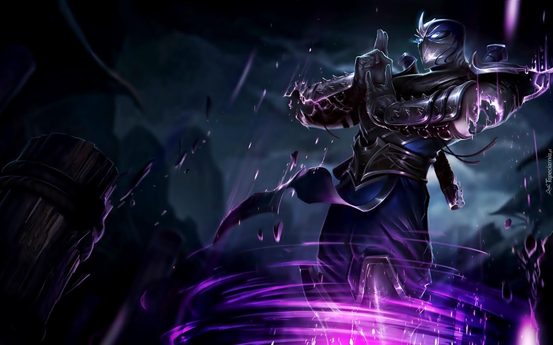 Shen, League Of Legends