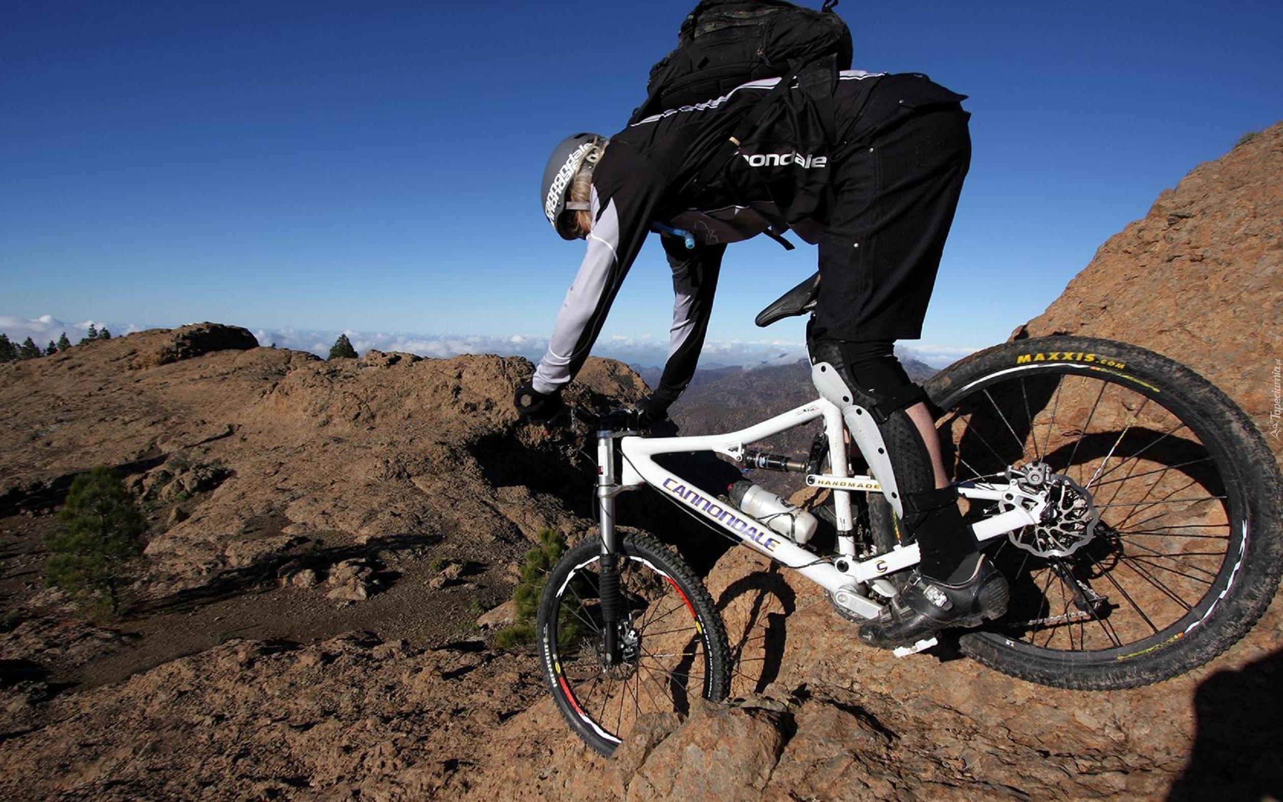 Extremalne Downhill Rower Góry