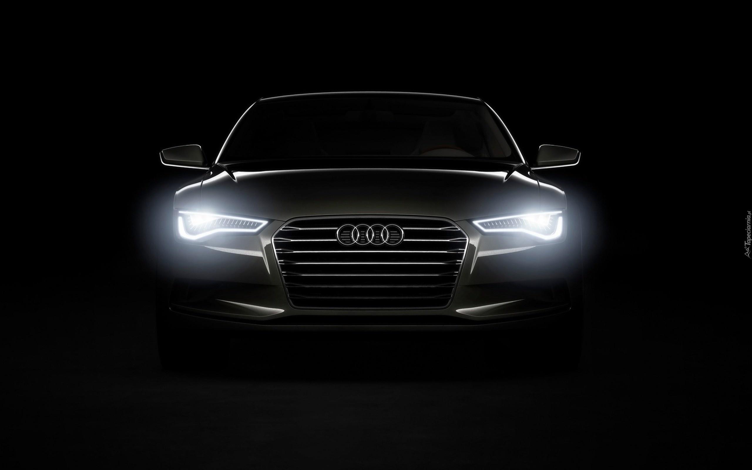 Audi światła Led