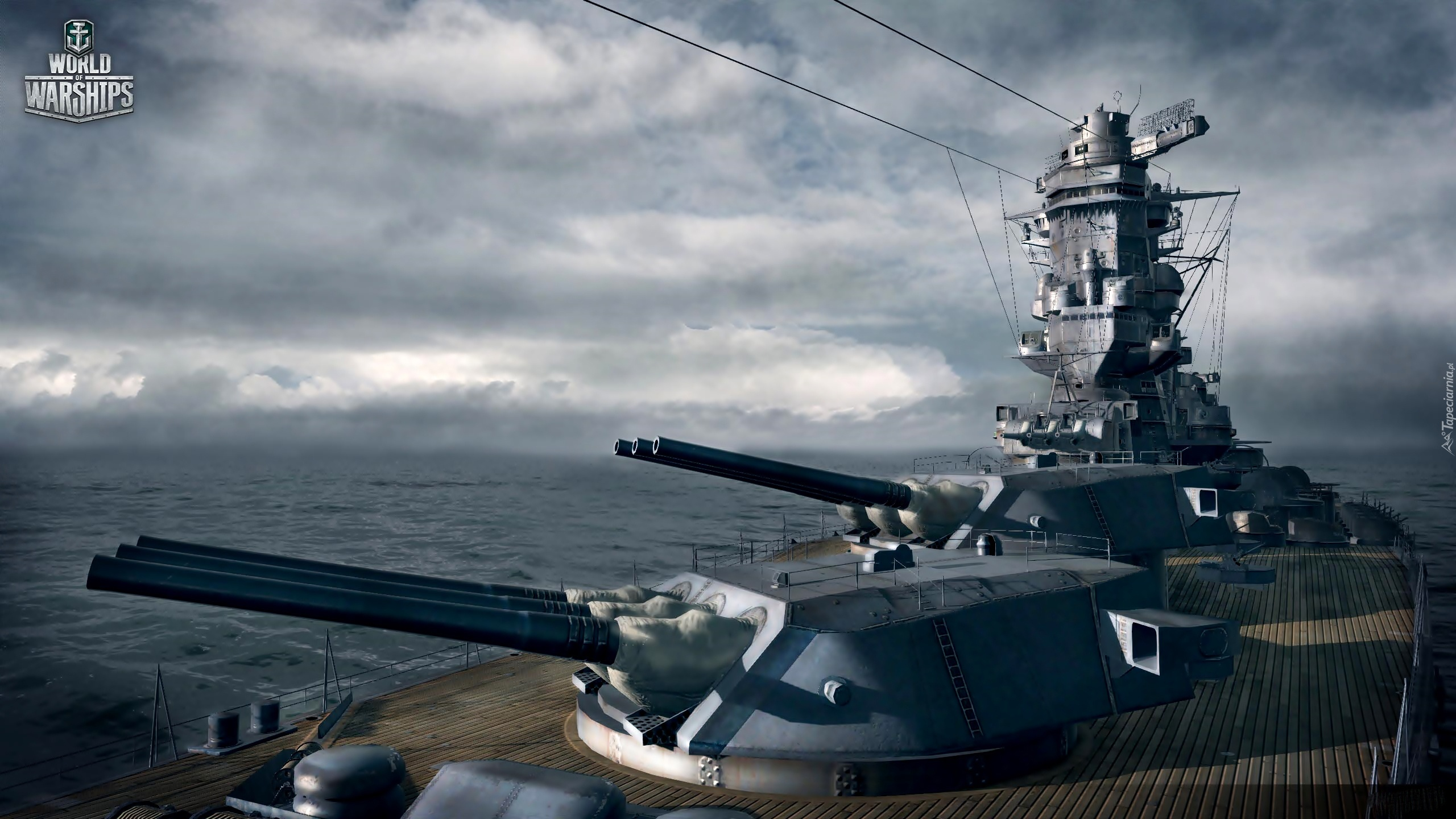 World Of Warships, Statek, Wojenny