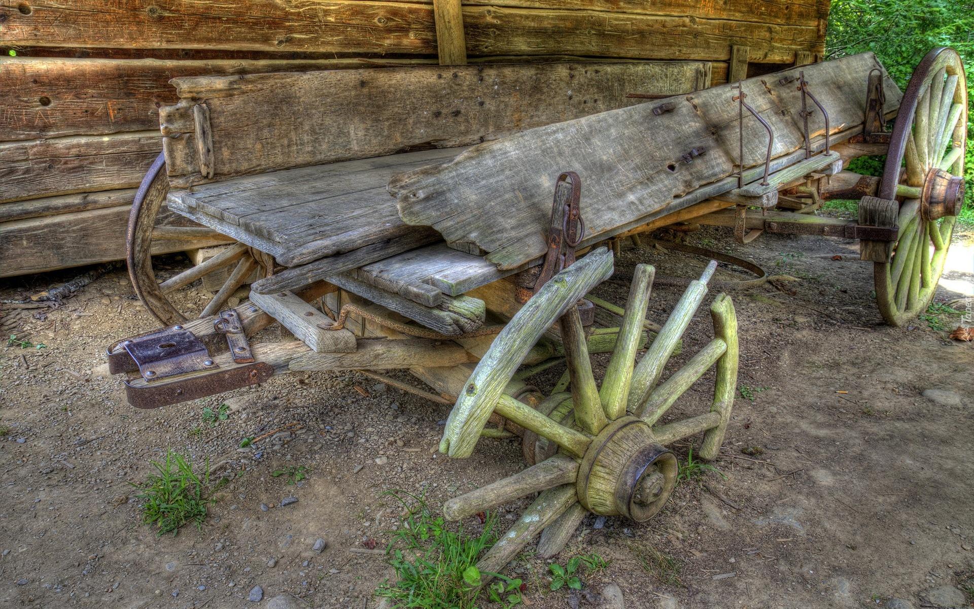 деревянная телега без смс
