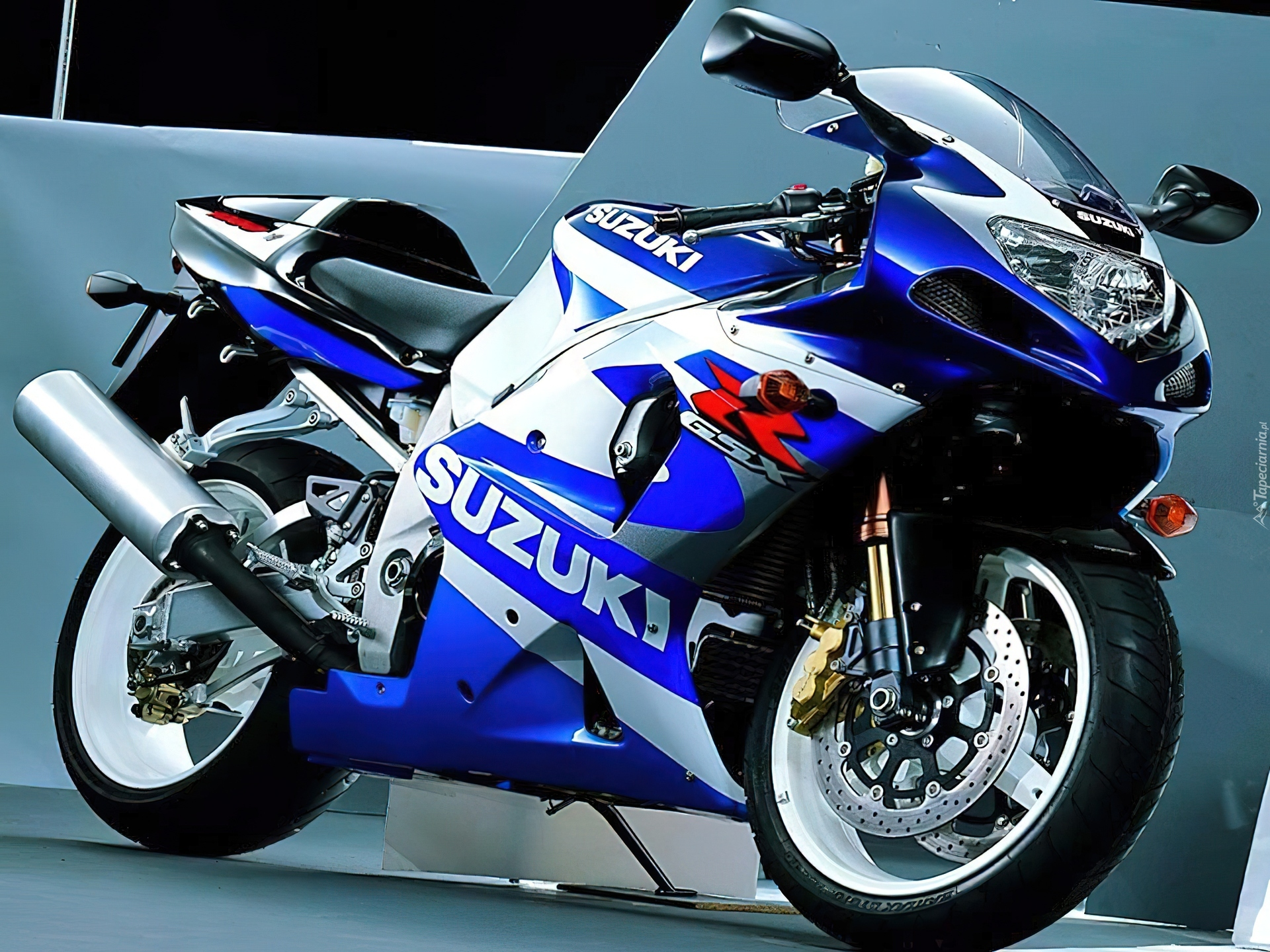 Motory Suzuki Choppery