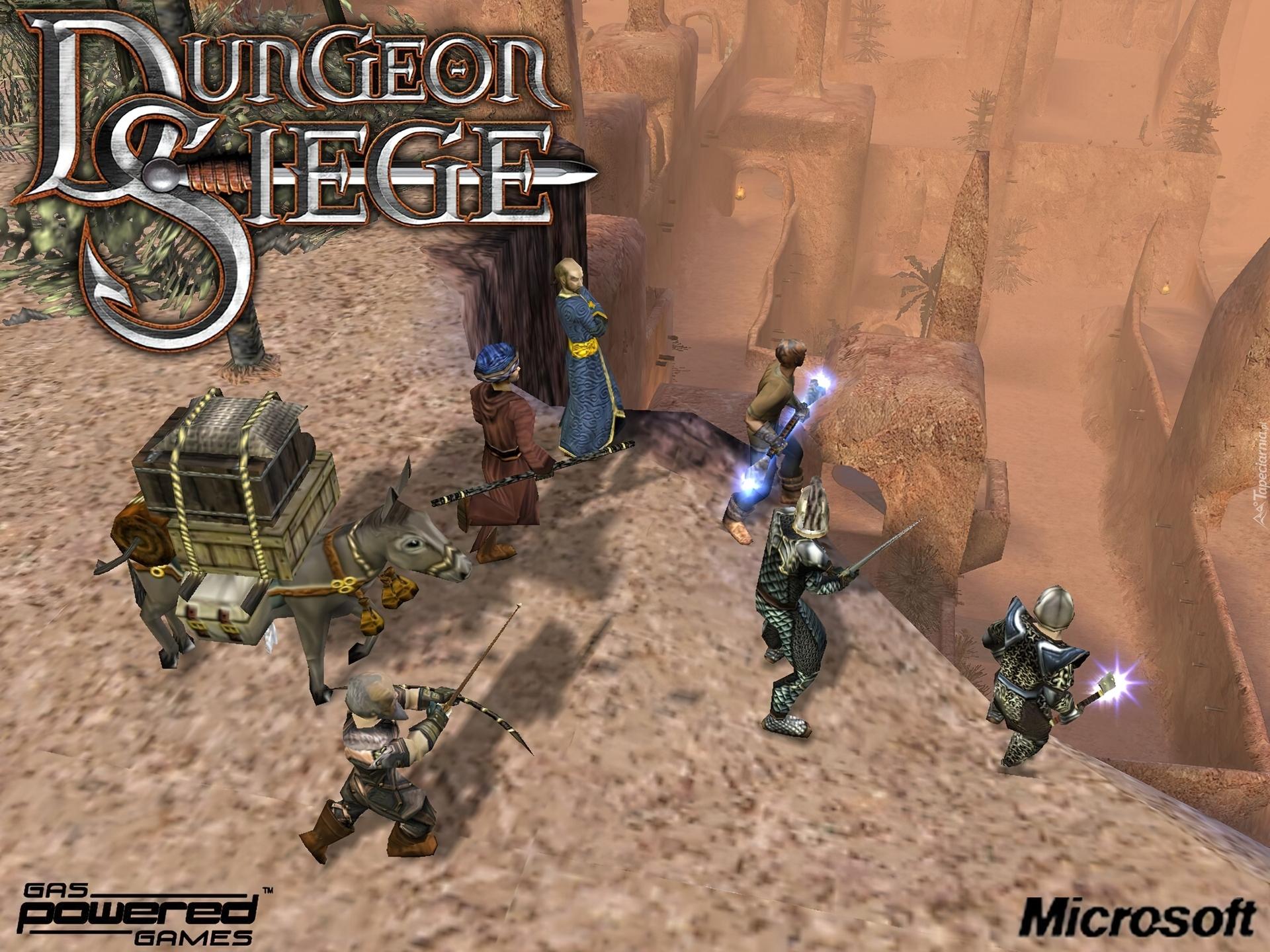 Dungeon SiegefromDiablogames Archives