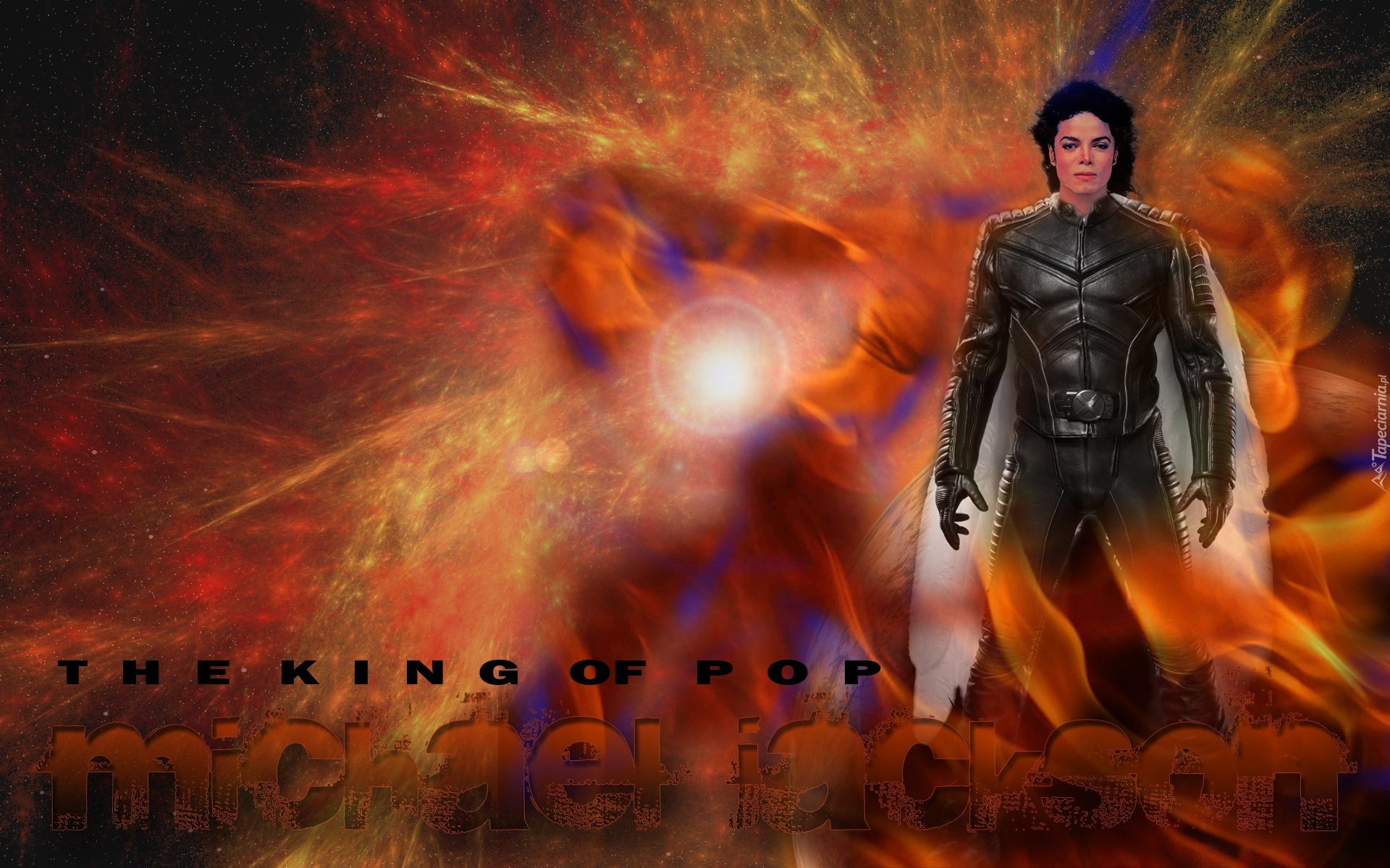 Michael Jackson, The King of pop