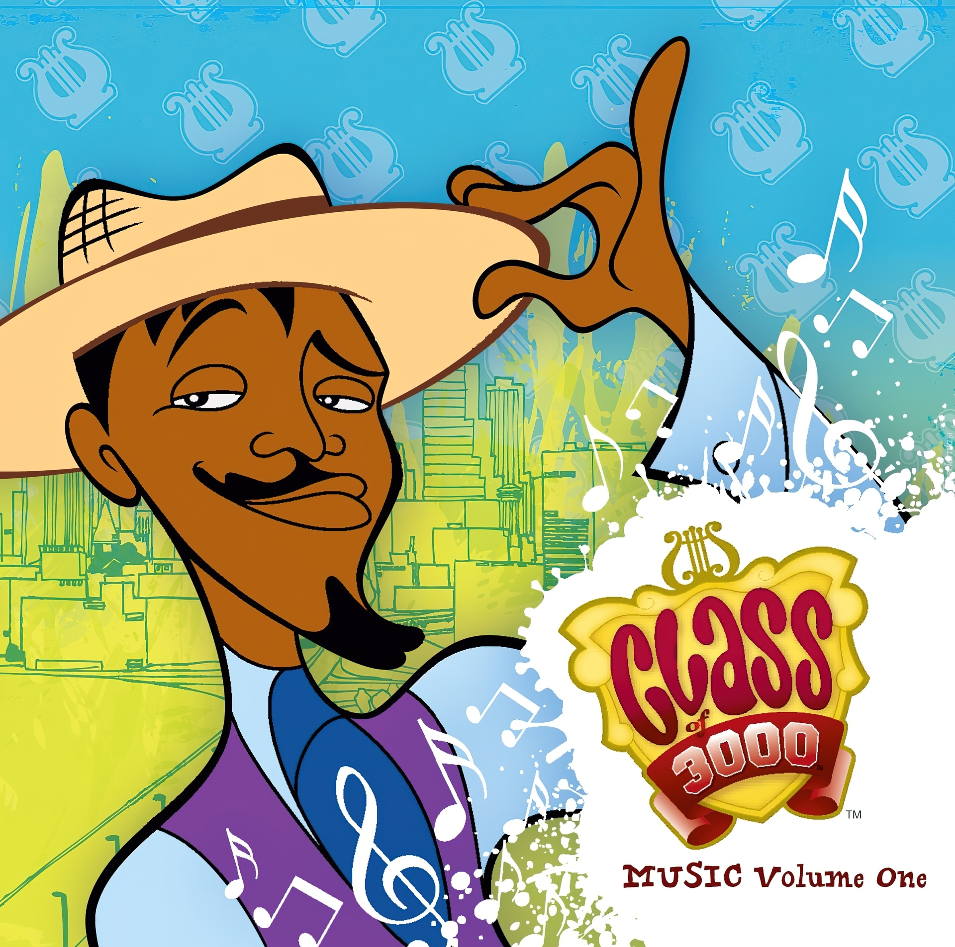 Class of 3000, Serial animowany