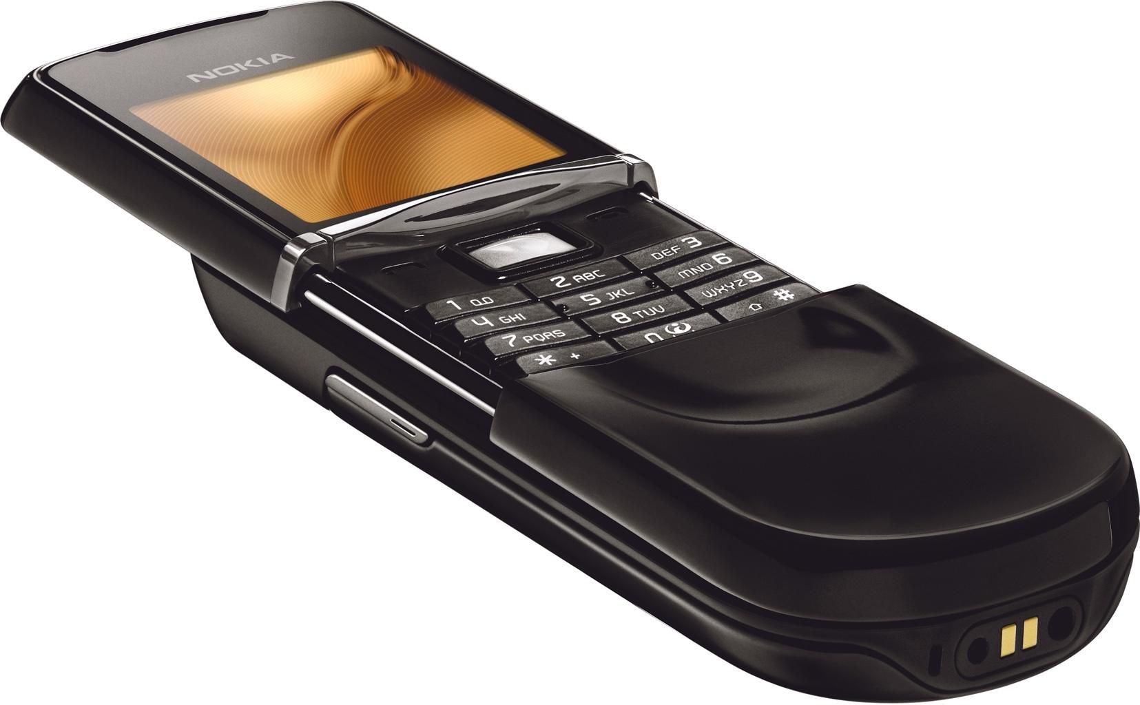 Tapety : Nokia 8800 Sirocco Edition