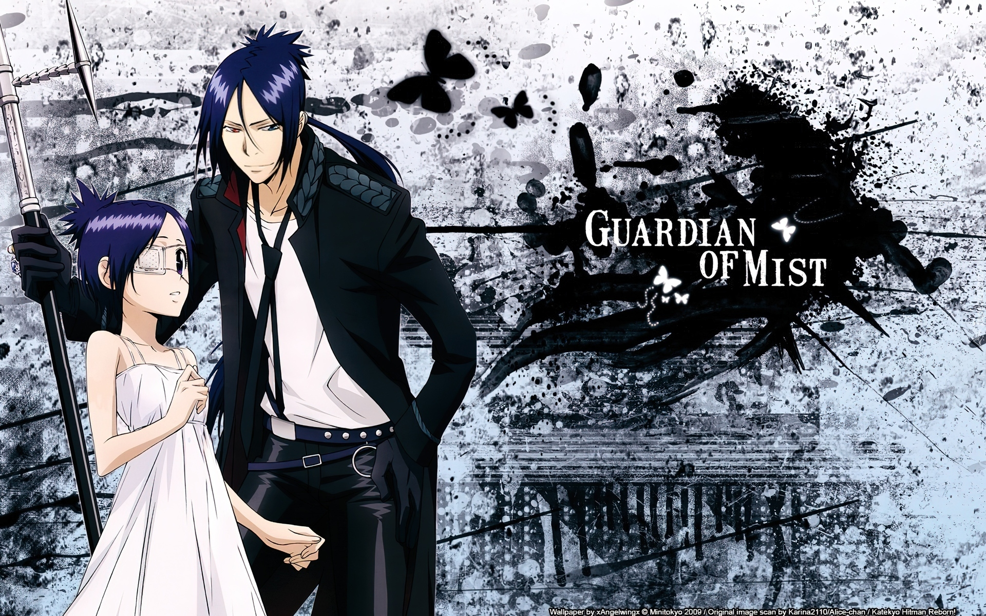 Katekyo Hitman Reborn, Guardian of Mist