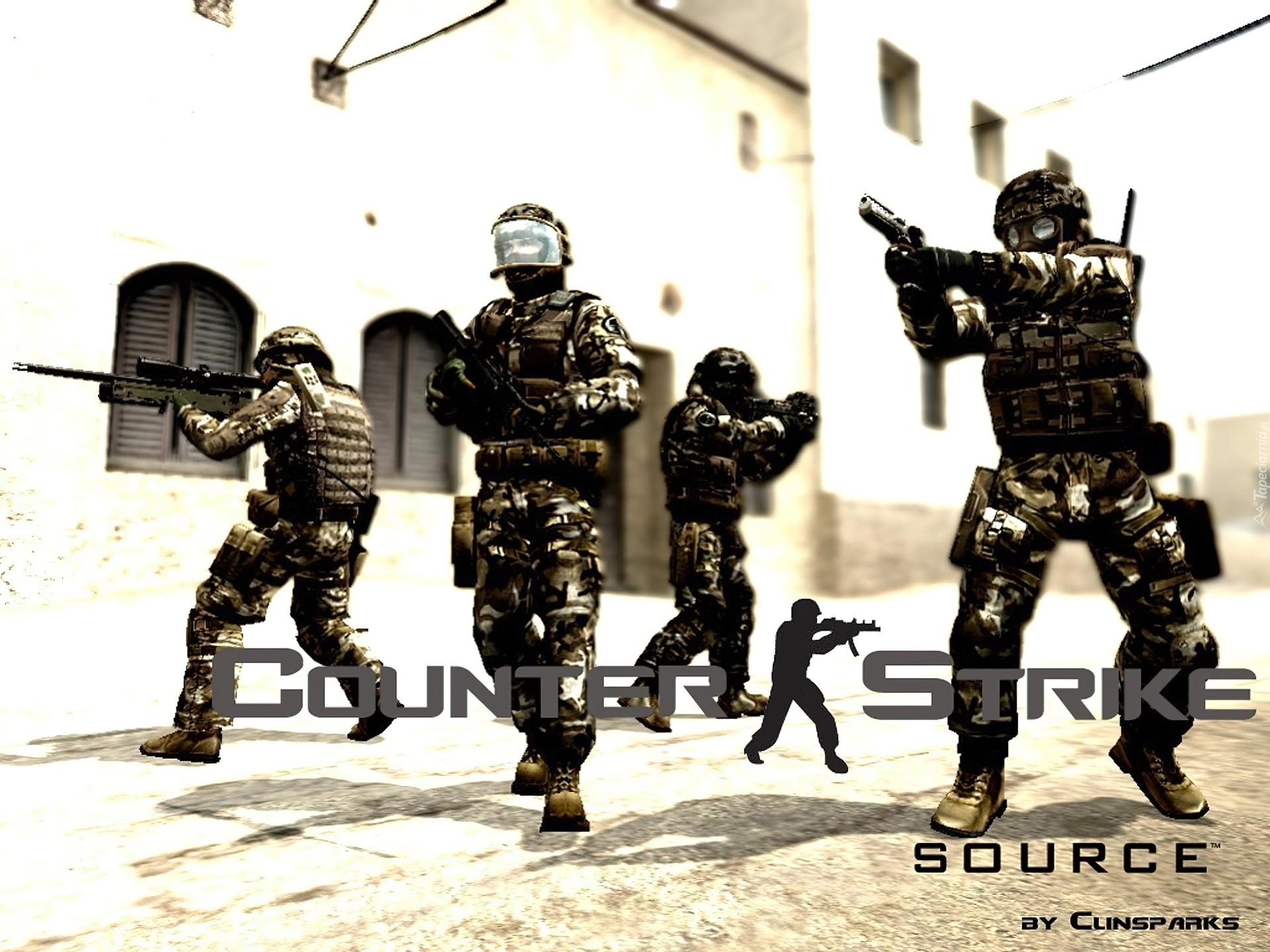 Counter Strike Antyterroryści