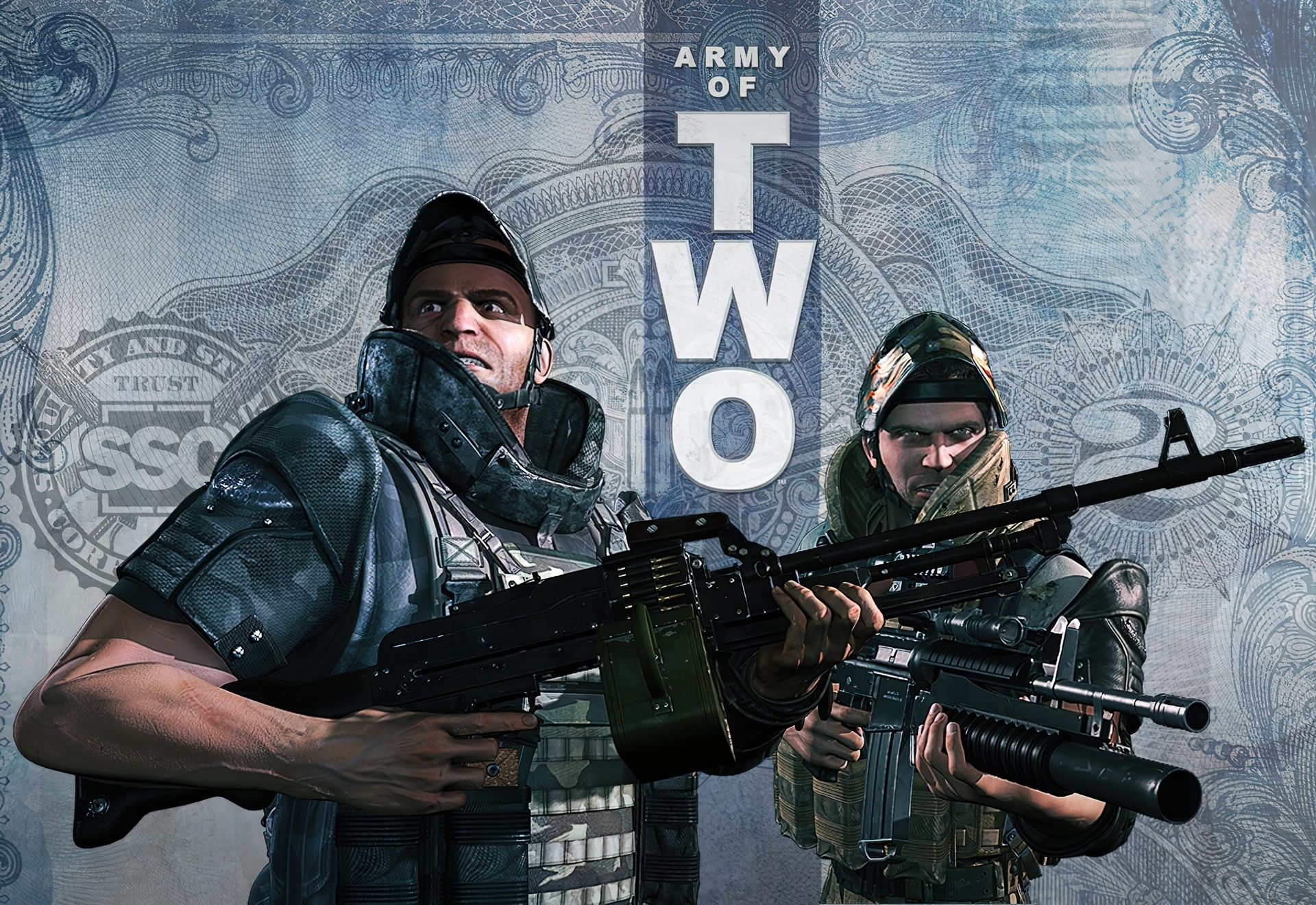 Army Of Two, Karabin
