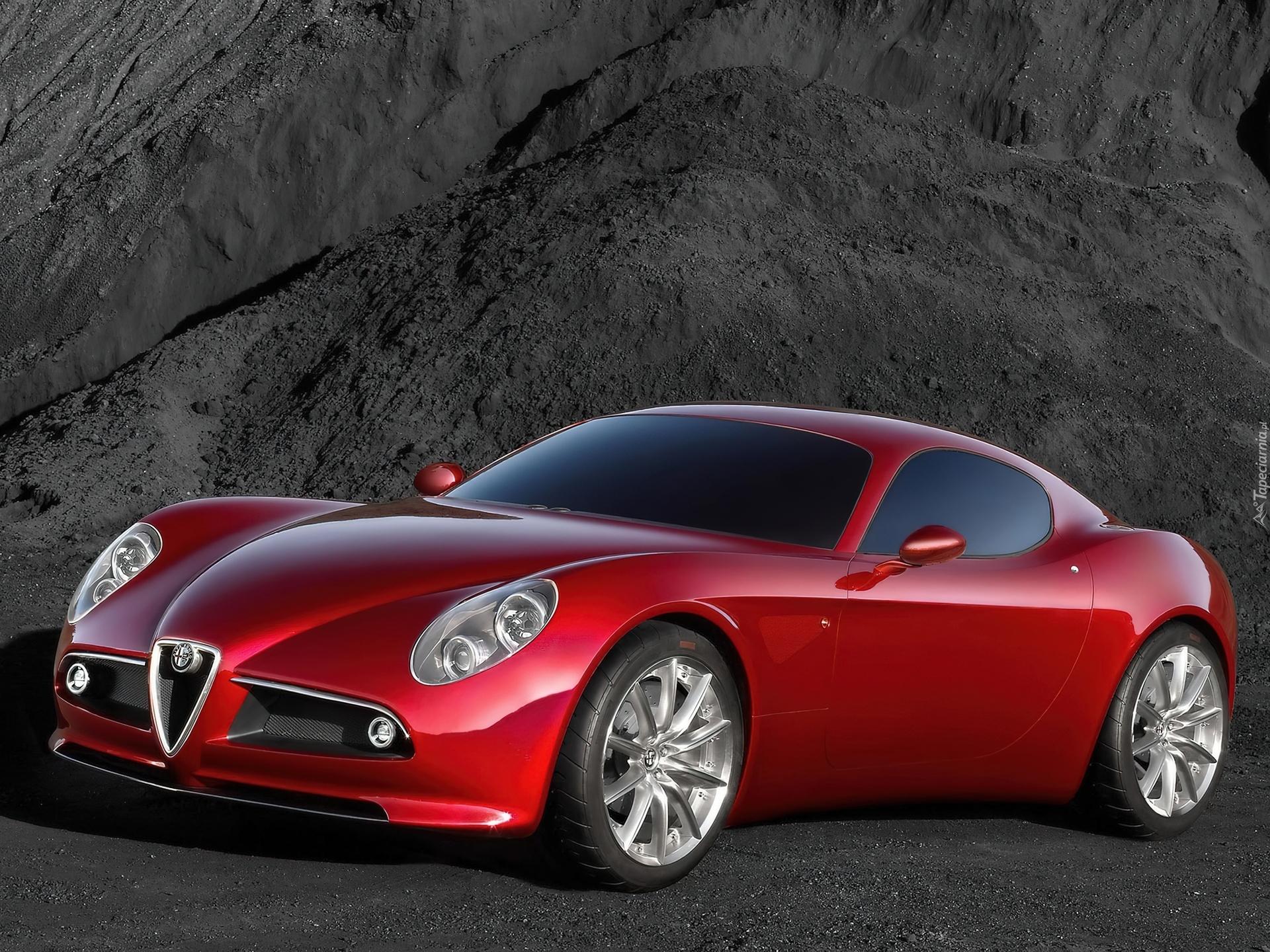 Alfa Romeo 8C petizione Alufelgi